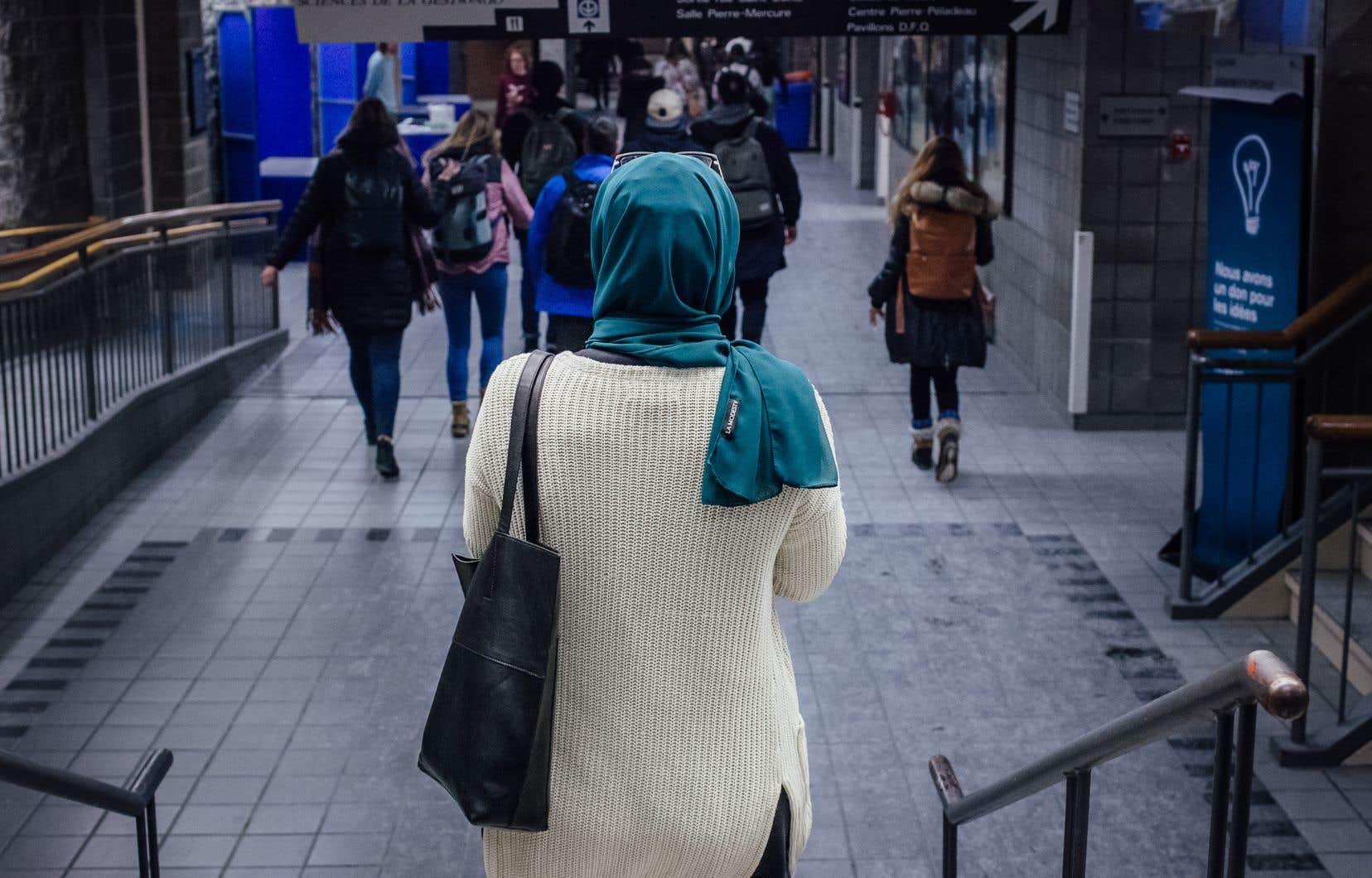 «La loi 21 n'exclut les femmes musulmanes d'aucun emploi, et il est faux de le prétendre», écrit l'auteur.
