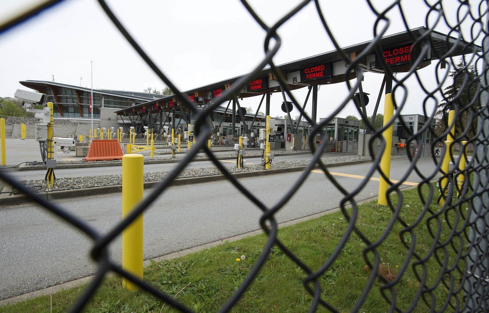 La grève pourrait perturber le plan de réouverture de la frontère avec les États-Unis.