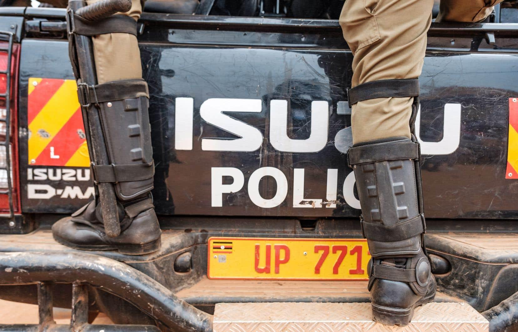 Un porte-parole du département des enquêtes criminelles, Charles Twine, a déclaré à l'AFP que JuliusSsekitoleko était suspecté de «fraude». Photo d'illustration.