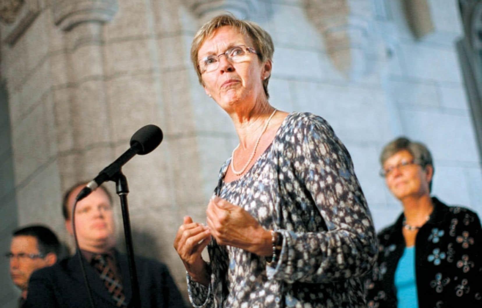 Le passé militant de Mme Turmel est symptomatique d'une articulation de plus en plus difficile entre le fait d'être politiquement progressiste — ou d'avoir une identité militante de gauche — et le fait de vivre au Québec.