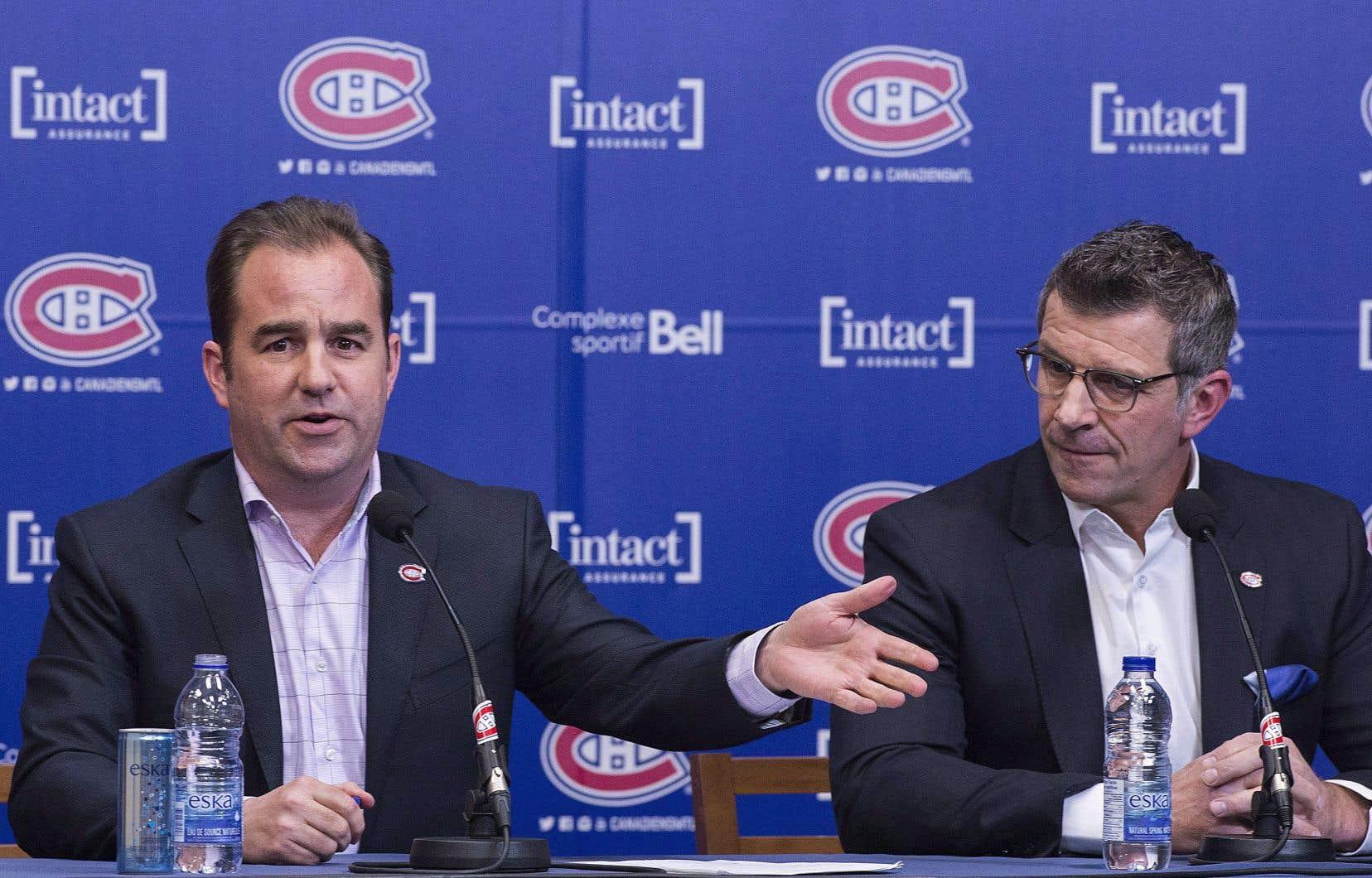 Par communiqué, Molson a exprimé que les actions de Mailloux «ne reflètent en rien les valeurs» de l'équipe.