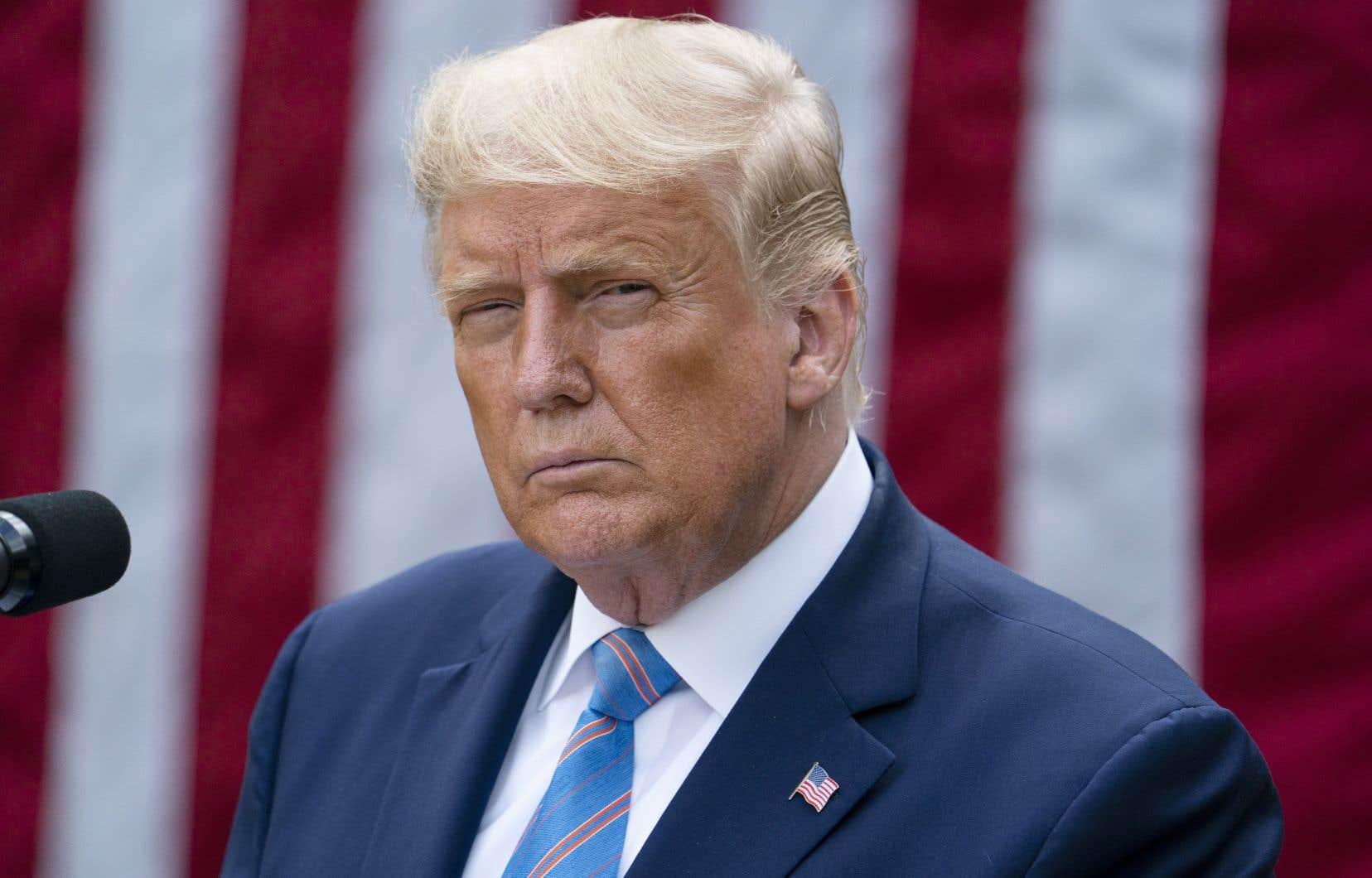 Contrairement à tous ses prédécesseurs depuis les années 1970, Donald Trump, qui a fait de sa fortune un argument de campagne, refuse de publier ses déclarations fiscales.