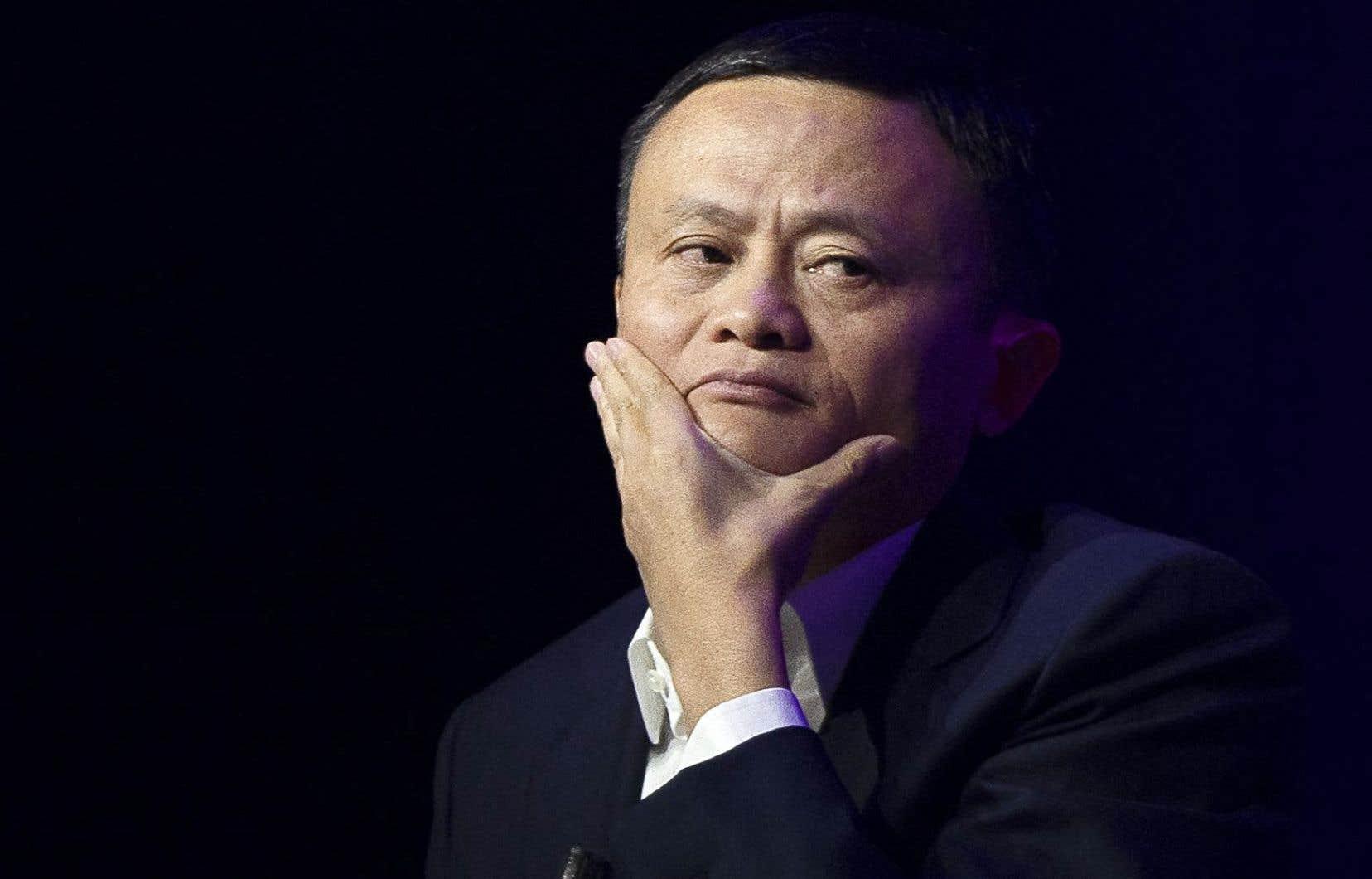 Le cofondateur d'Alibaba, Jack Ma, s'était heurté en 2020 au gouvernement chinois qui avait déclenché un torrent de mesures réglementaires pour contenir sa puissance.