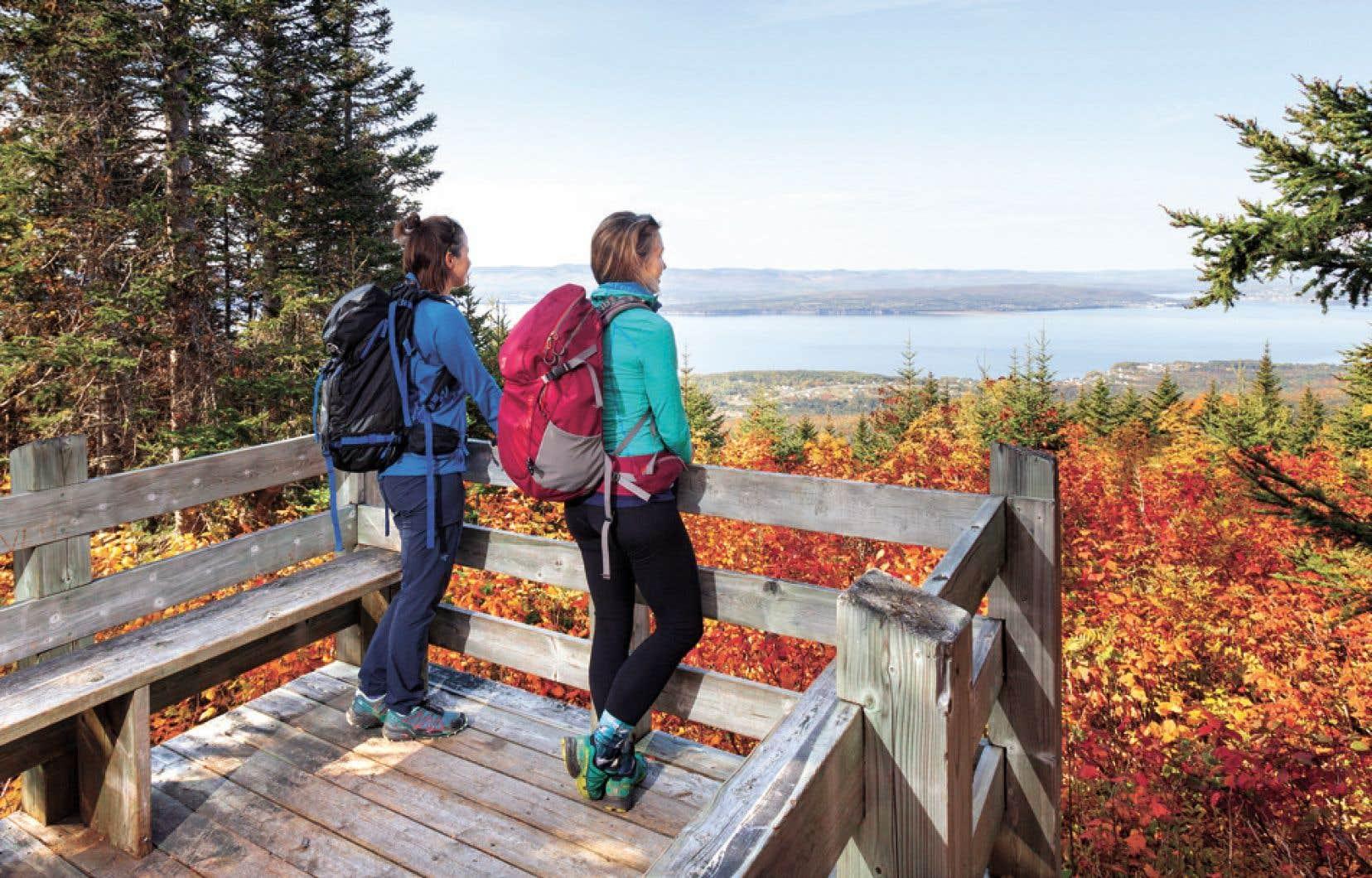 Le parc national Forillon à Gaspé