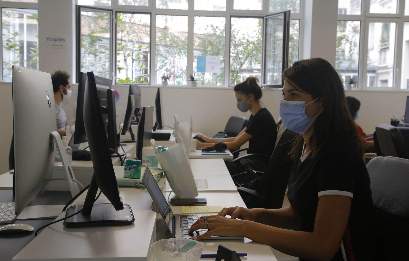 «Dans les endroits qui interdisent les clauses de non-concurrence, les employeurs doivent travailler plus dur pour attirer et garder leurs employés les plus talentueux», écrit l'auteur.