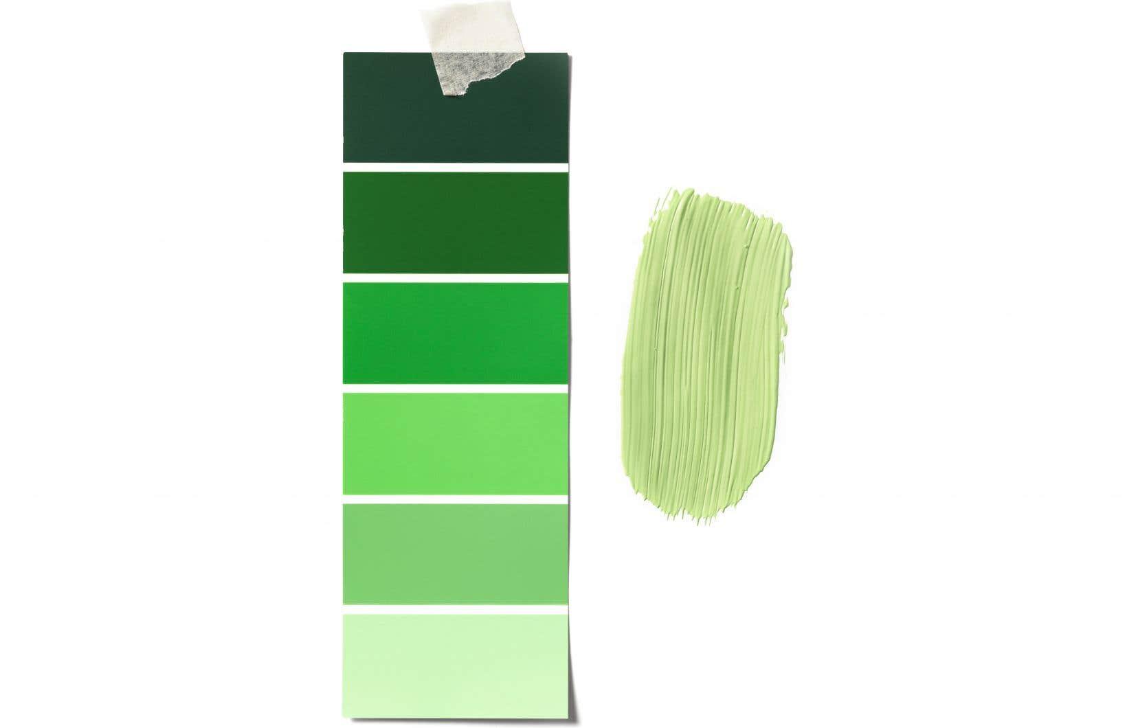 Pourquoi les mouvements et les partis politiques voulant préserver et restaurer l'environnement ont-ils adopté le vert comme couleur distinctive?