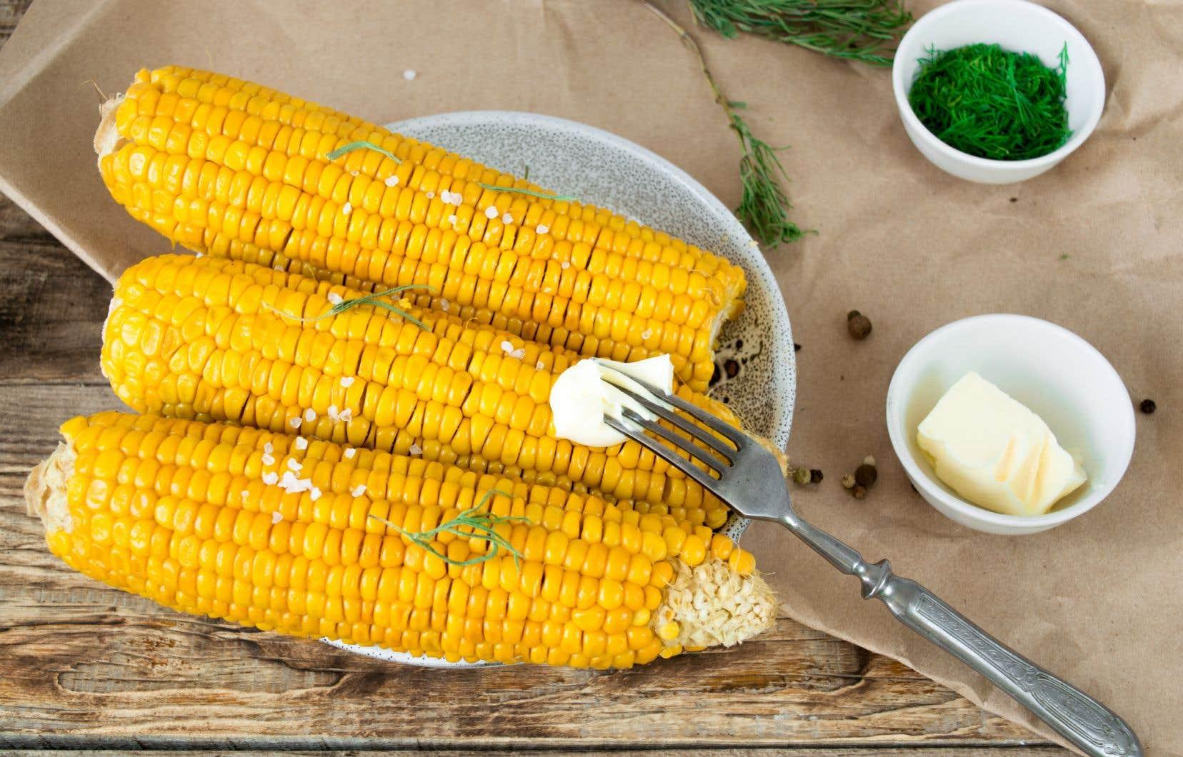 C'est la saison des épluchettes: on sort la marmite, on rassemble les amis, on met la main sur du bon blé d'Inde frais du jour et on sort le sel ainsi que le beurre.