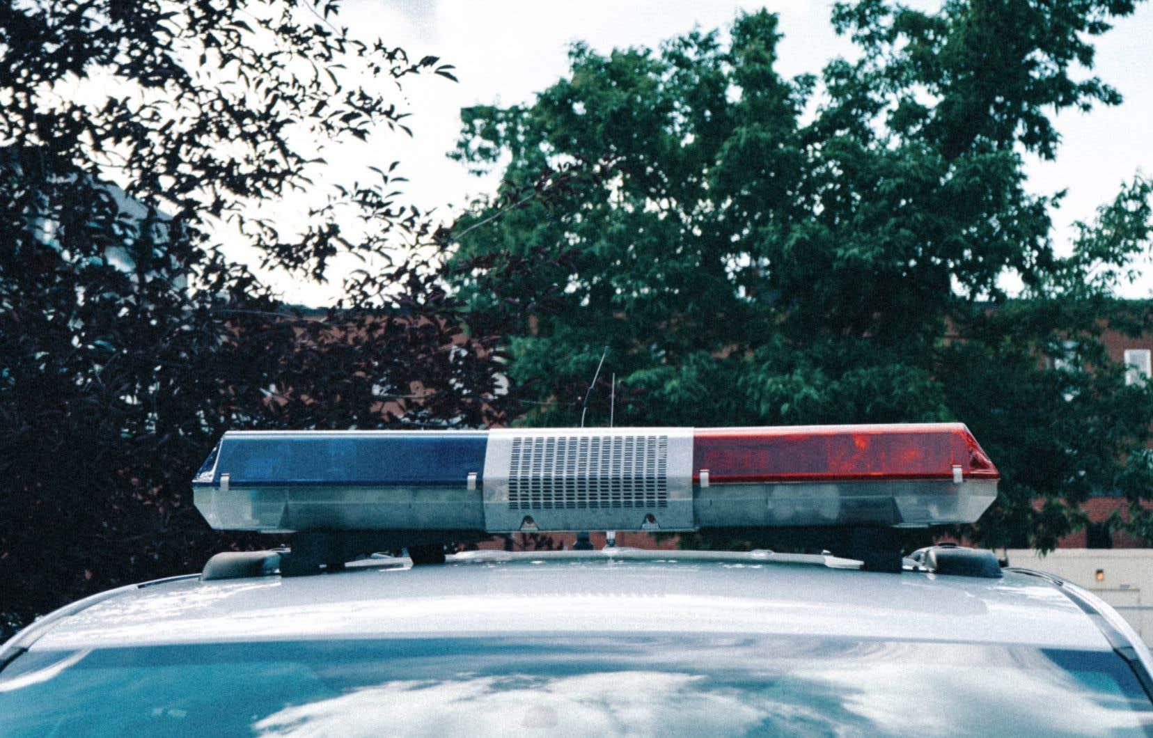 Toute personne qui détient de l'information sur cet événement est priée par la police de composer le 911.