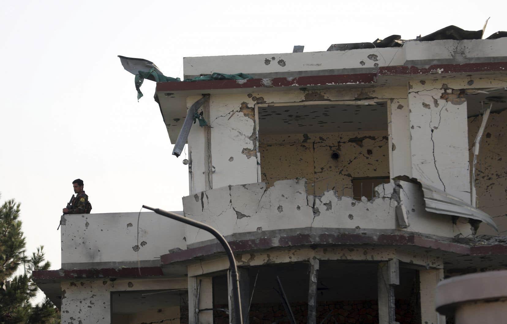 Avec l'assassinat de Dawa Khan Menapal, les talibans ont prouvé, une nouvelle fois, qu'ils pouvaient frapper où bon leur semble dans Kaboul.