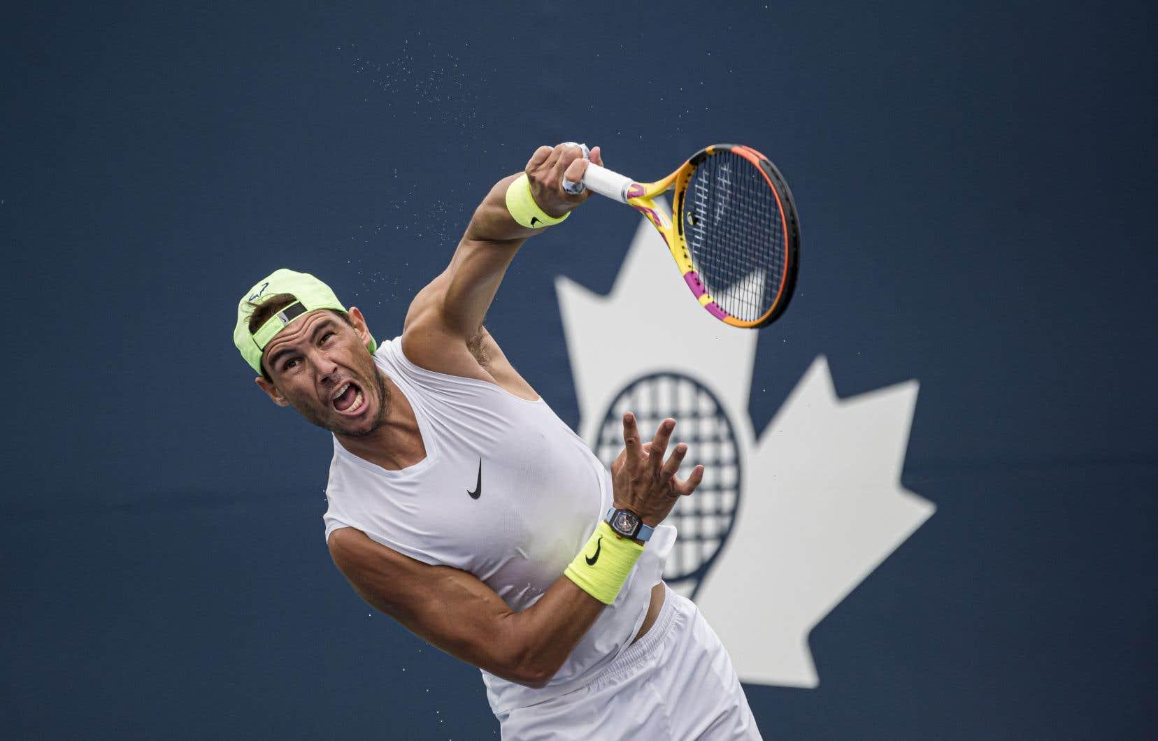 Rafael Nadal a déclaré en annonçant son retrait: «Je ne crois pas pouvoir offrir le niveau de jeu que je dois présenter.»