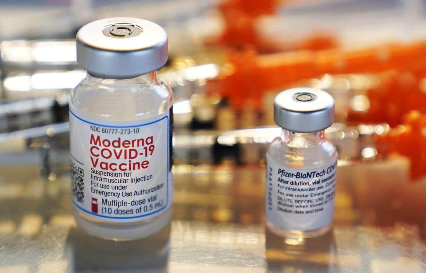 Les vaccins combattent efficacement la COVID-19, mais ne sont pas parfaits.