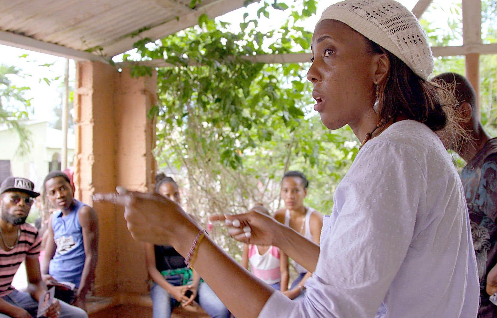 Une scène du documentaire Apatrides, réalisé par Michèle Stephenson