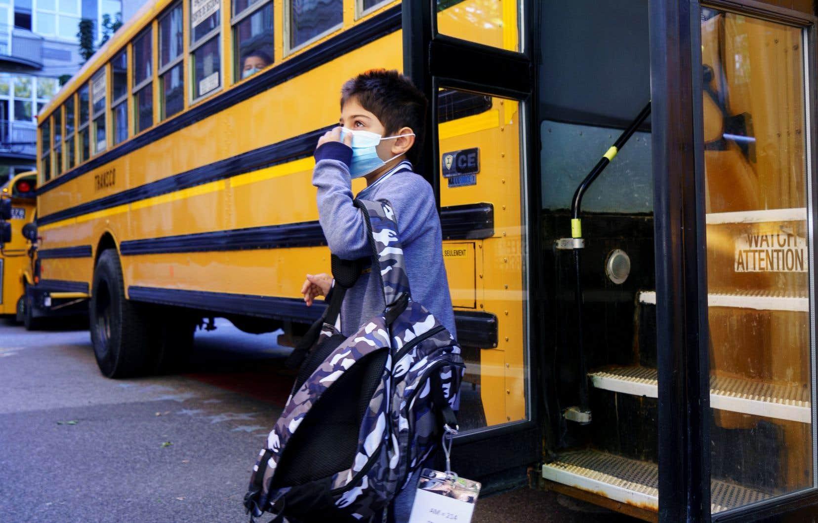 La Santé publique est en train de réviser toutes les mesures sanitaires qui existaient lors de la dernière année scolaire à cause de l'évolution de la situation épidémiologique.