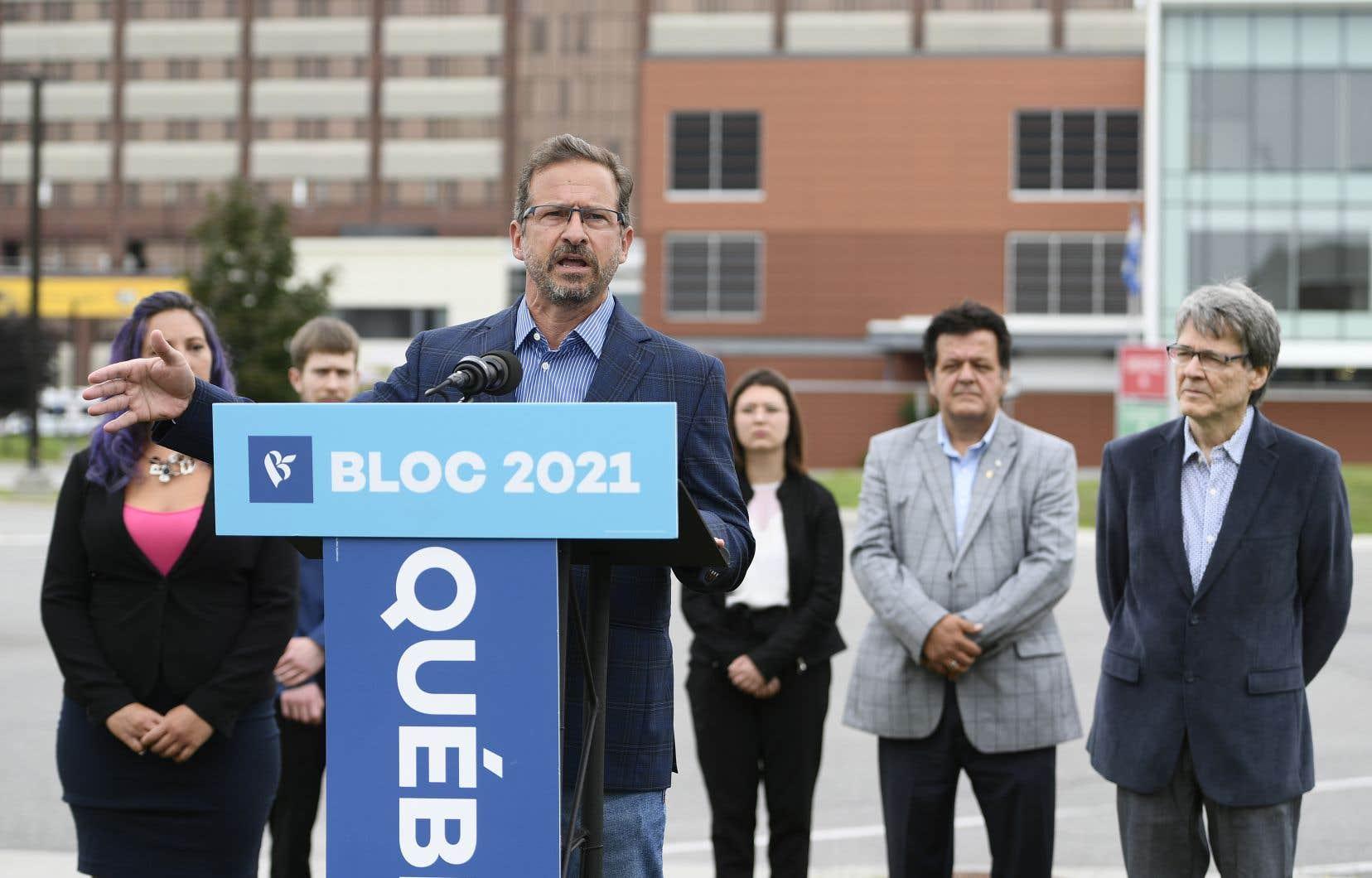 Le Bloc québécois dresse un bilan «sombre» de la gestion de la pandémie par Trudeau