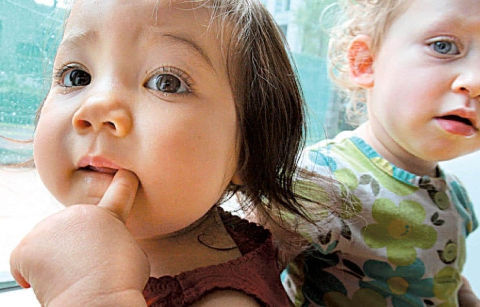 Lorsqu&rsquo;ils sont &laquo;forc&eacute;s&raquo; de partager les m&ecirc;mes jeux, les enfants semblent s&rsquo;adapter &agrave; merveille.&nbsp; <br />