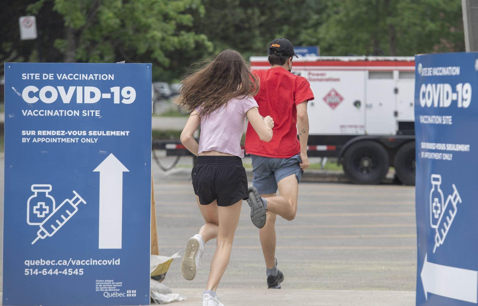 La Direction régionale de Santé publique de Montréal n'a pas caché son désir de générer un engouement auprès des jeunes, d'où l'idée de s'associer à la Guilde du jeu vidéo du Québec.