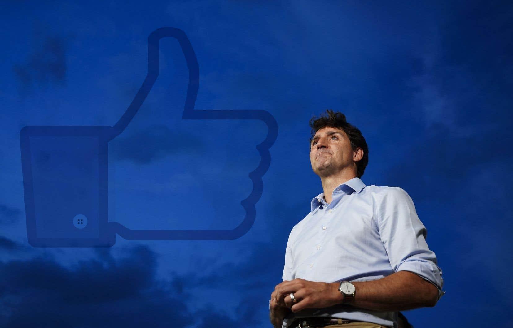 Les différents partis ont envoyé collectivement presque un million de dollars par semaine en Californie à la multinationale Facebook pour leur campagne en ligne.