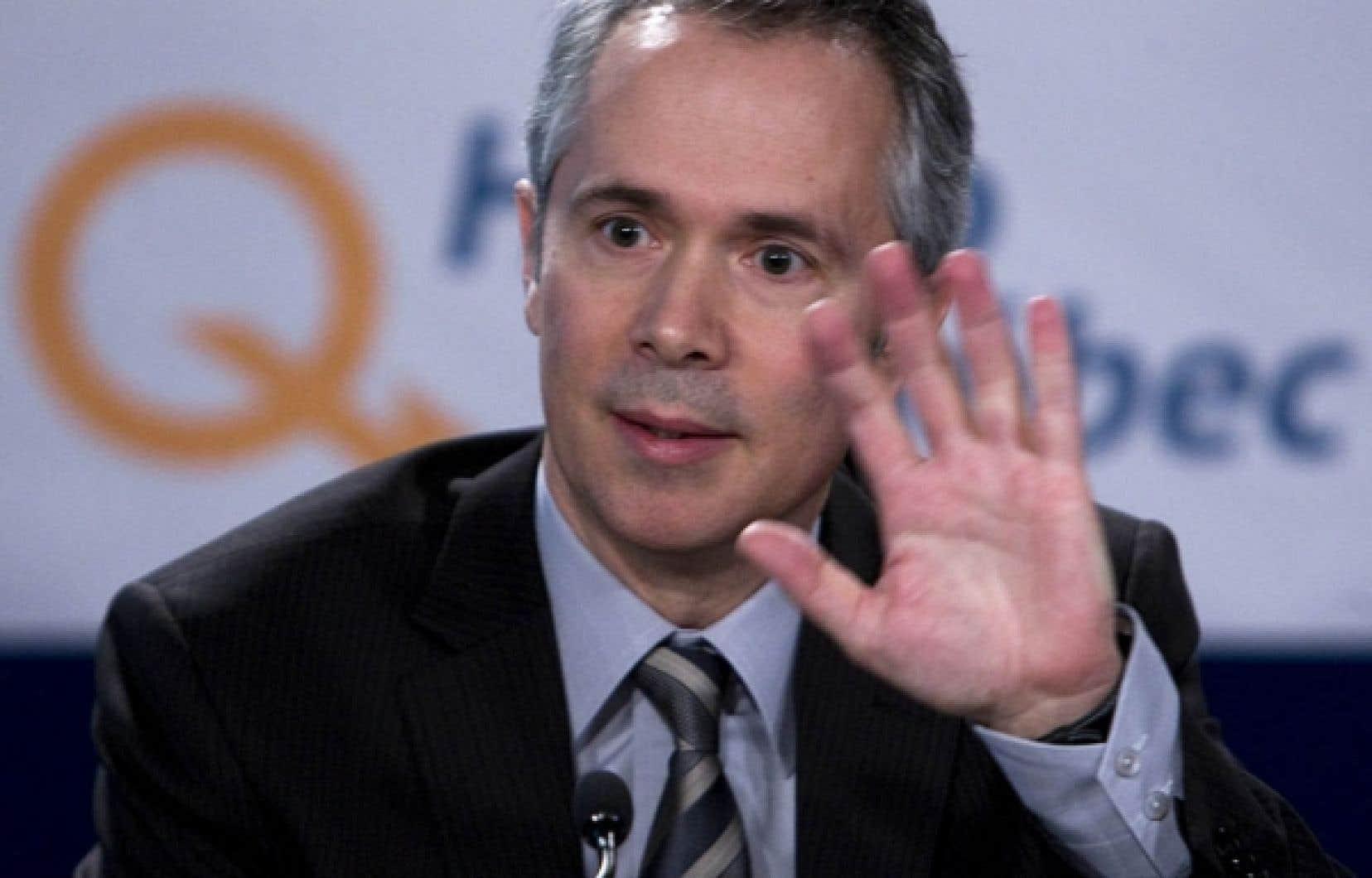 Thierry Vandal, pr&eacute;sident-directeur g&eacute;n&eacute;ral d&rsquo;Hydro-Qu&eacute;bec<br />