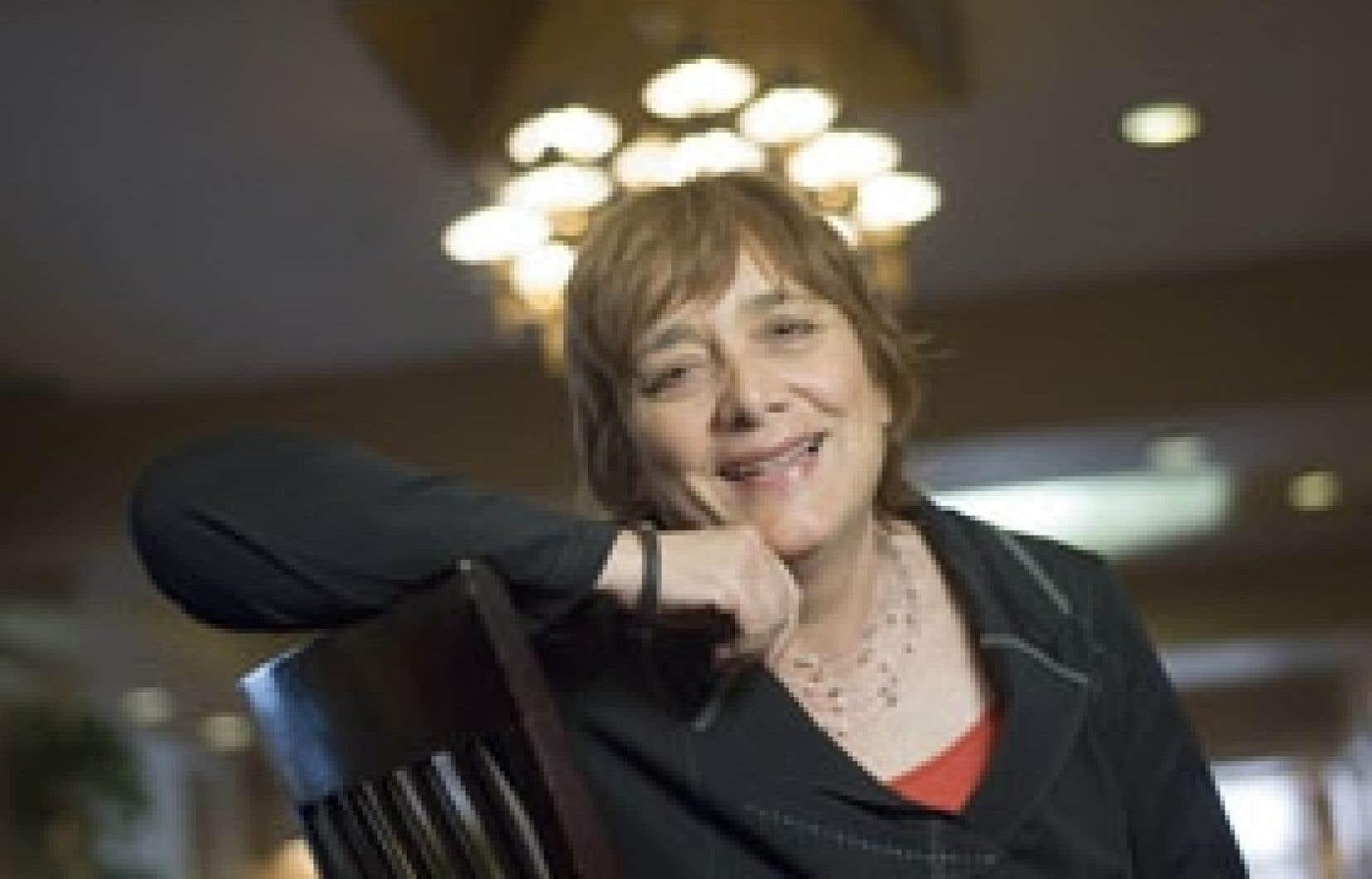 La cinéaste Léa Pool