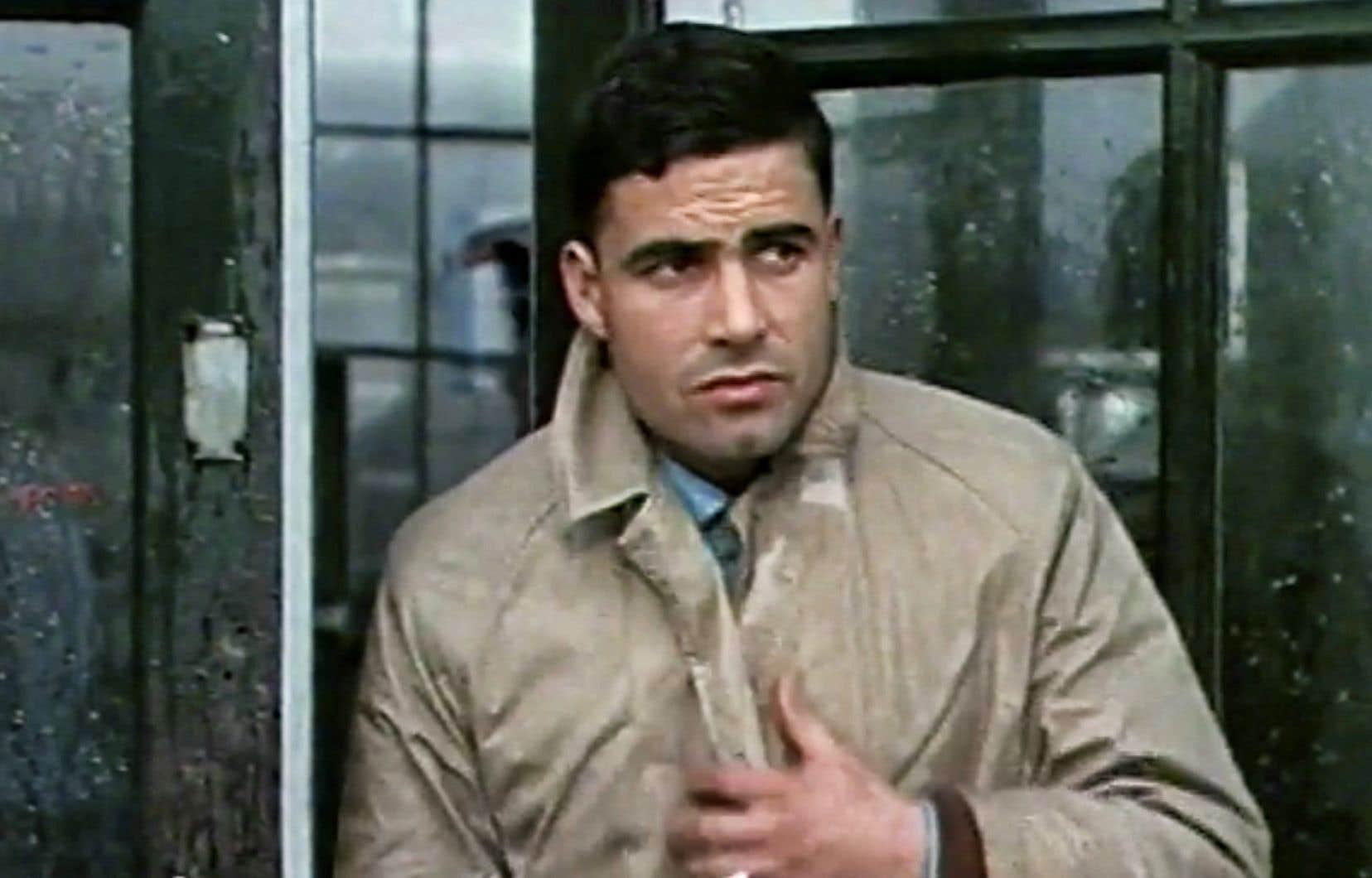 L'acteur italien Nino Castelnuovo est mort à 84ans. On le voit ici dans «Les parapluies de Cherbourg».