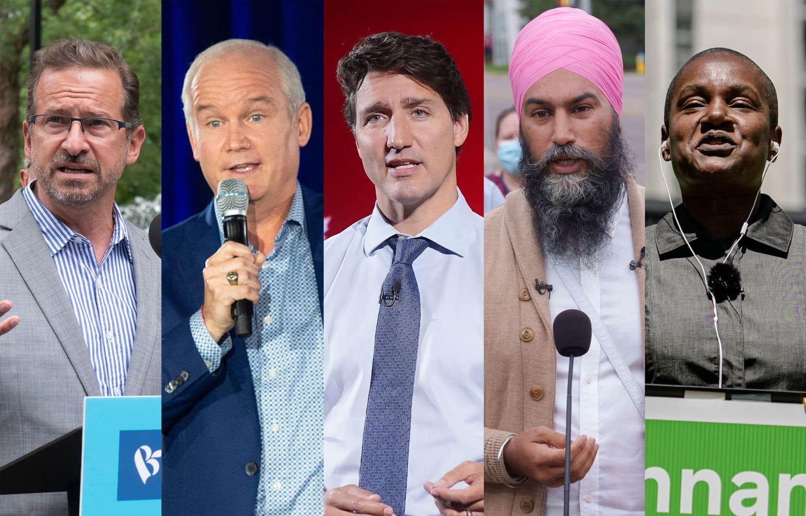 Il s'agit du troisième rendez-vous télévisé francophone de cette campagne électorale.