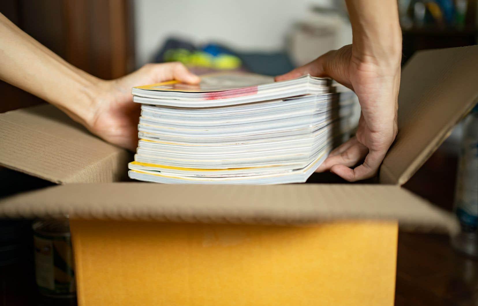 Des milliers d'autres livres auraient aussi été retirés des bibliothèques de cette commission scolaire, dont «Tintin en Amérique» et «Astérix et les Indiens».