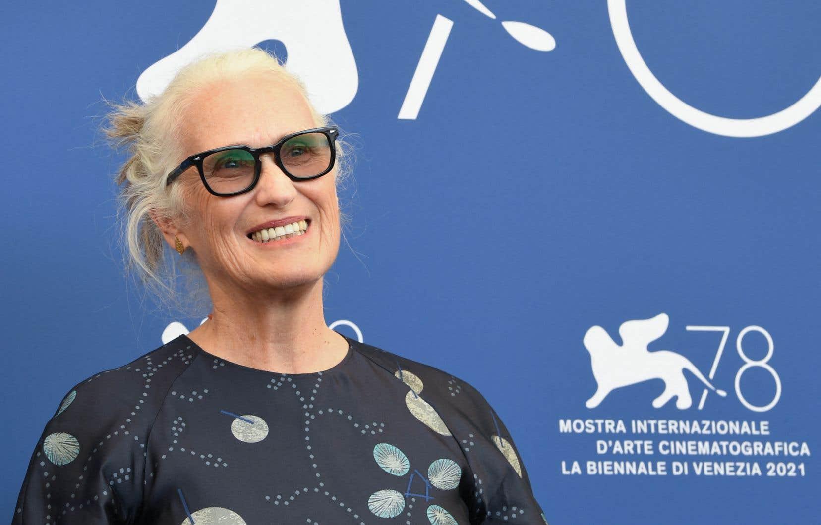 Jane Campion a été la toute première réalisatrice, après 46 ans, à remporter une Palme d'or à Cannes, en 1993, pour «La Leçon de Piano».