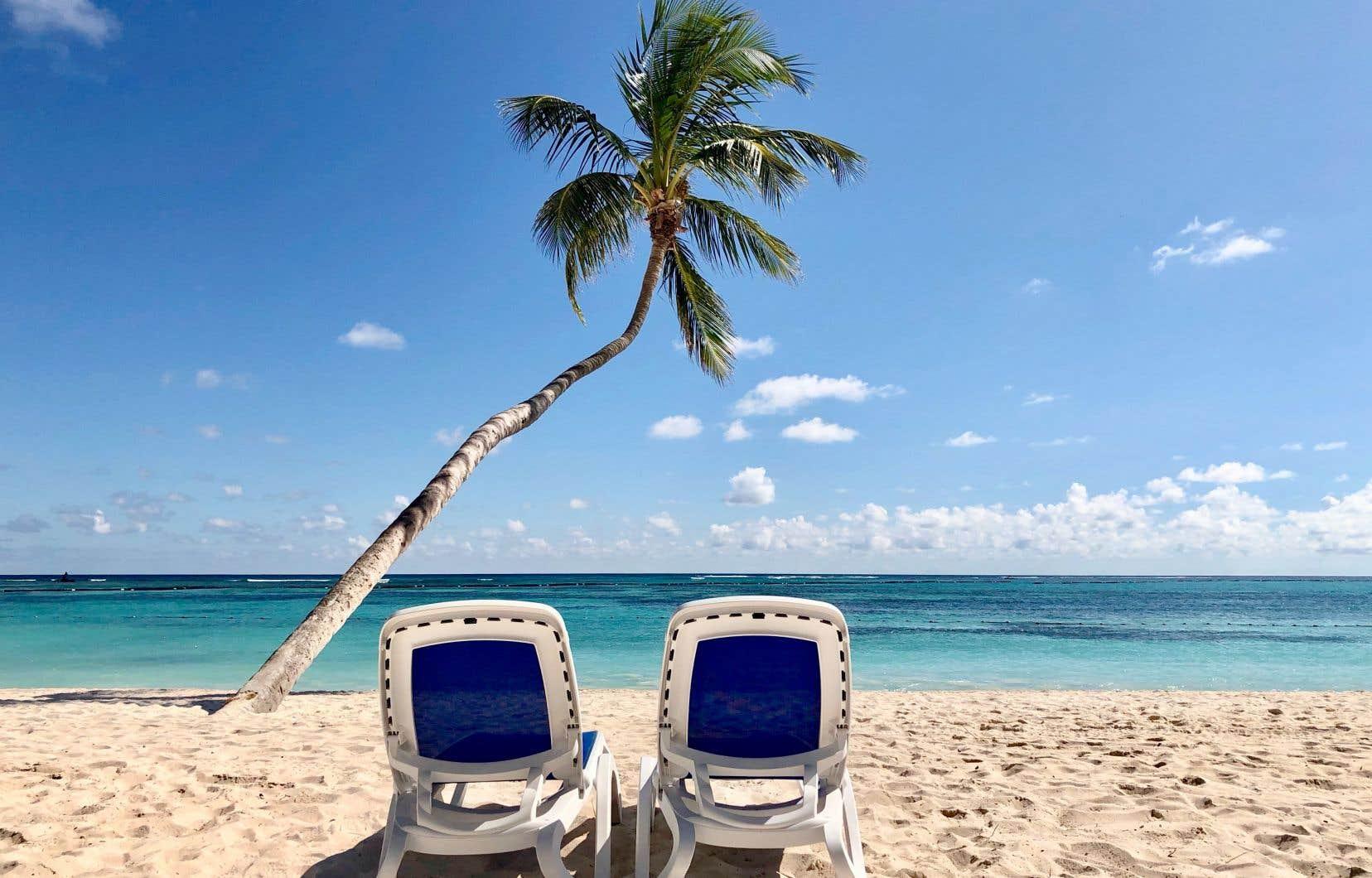 Le séjour en formule tout-compris au Mexique et en République dominicaine est présentement l'option la plus simple pour les voyageurs. Sur la photo, on aperçoit l'une des plages du Club Med Punta Cana, en République dominicaine.