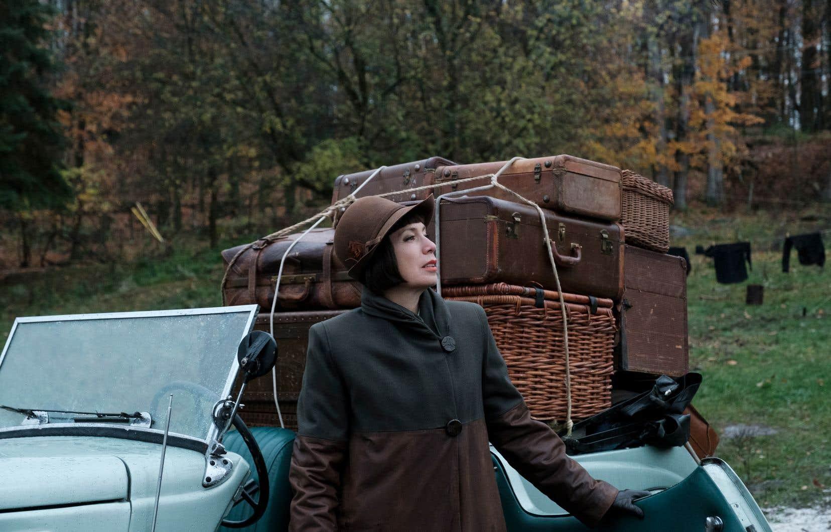 On retrouve Céline Bonnier dans «L'arracheuse de temps», de Francis Leclerc, d'après une histoire de Fred Pellerin.