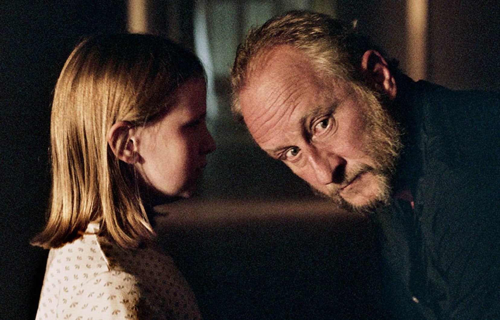 «Inexorable», thriller érotique et horrifique de Belge Fabrice Du Welz, prétendait secouer la baraque du festival.