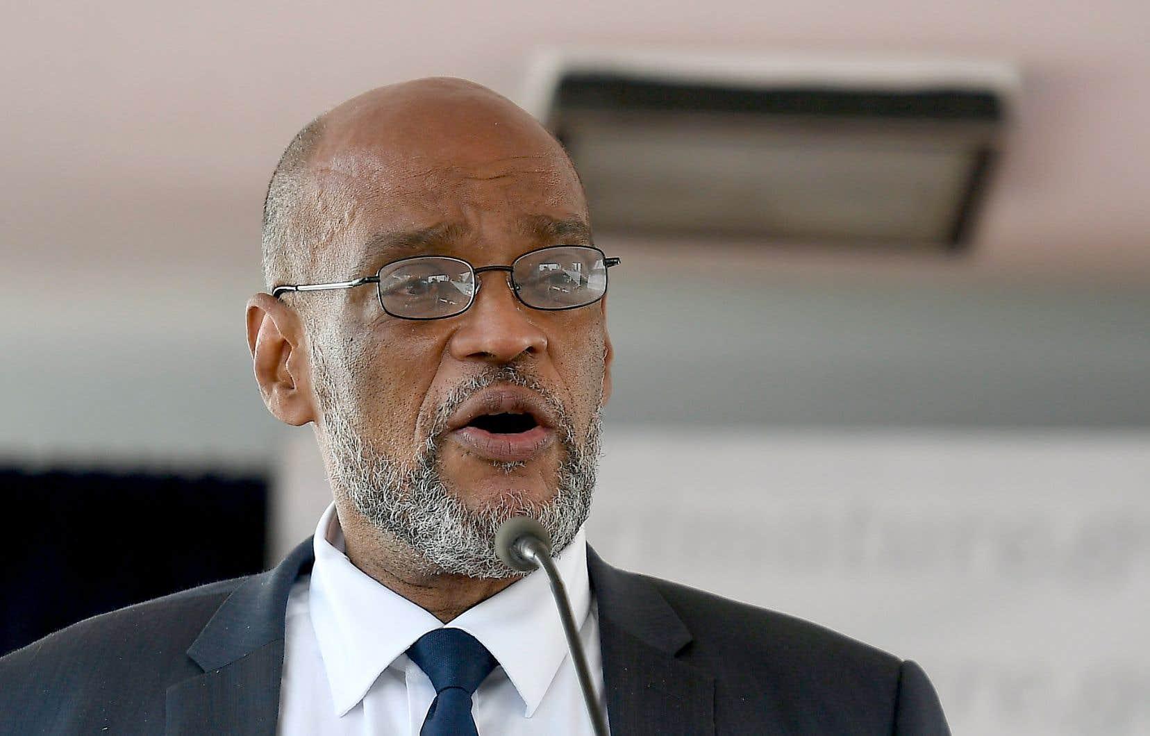Le chef du parquet de Port-au-Prince a demandé au juge d'inculper le premier ministre, Ariel Henry (photo), en raison d'appels téléphoniques qu'il aurait eus avec l'un des principaux suspects dans l'affaire.