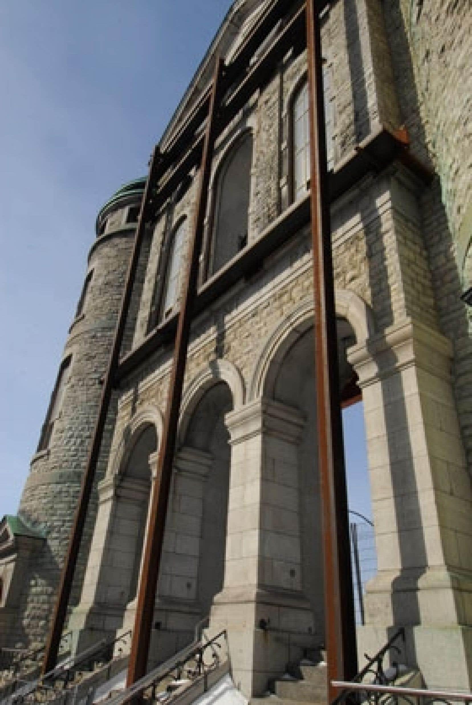 La démolition de la façade de l'église Saint-Vincent-de-Paul menaçait le statut patrimonial accordé à Québec par l'UNESCO, selon la ministre Christine St-Pierre.