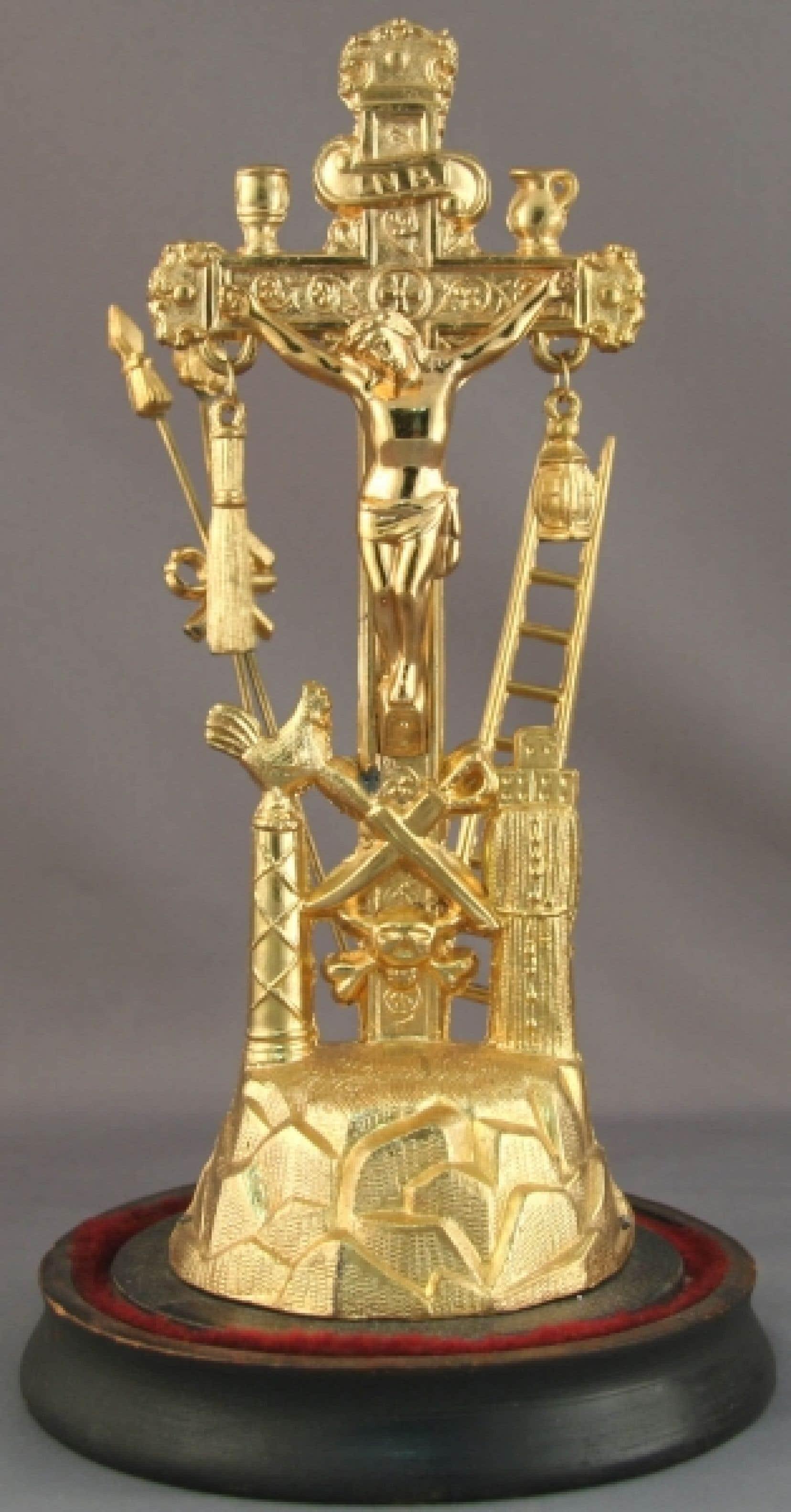 Les visiteurs pourront admirer les objets du culte chrétien.