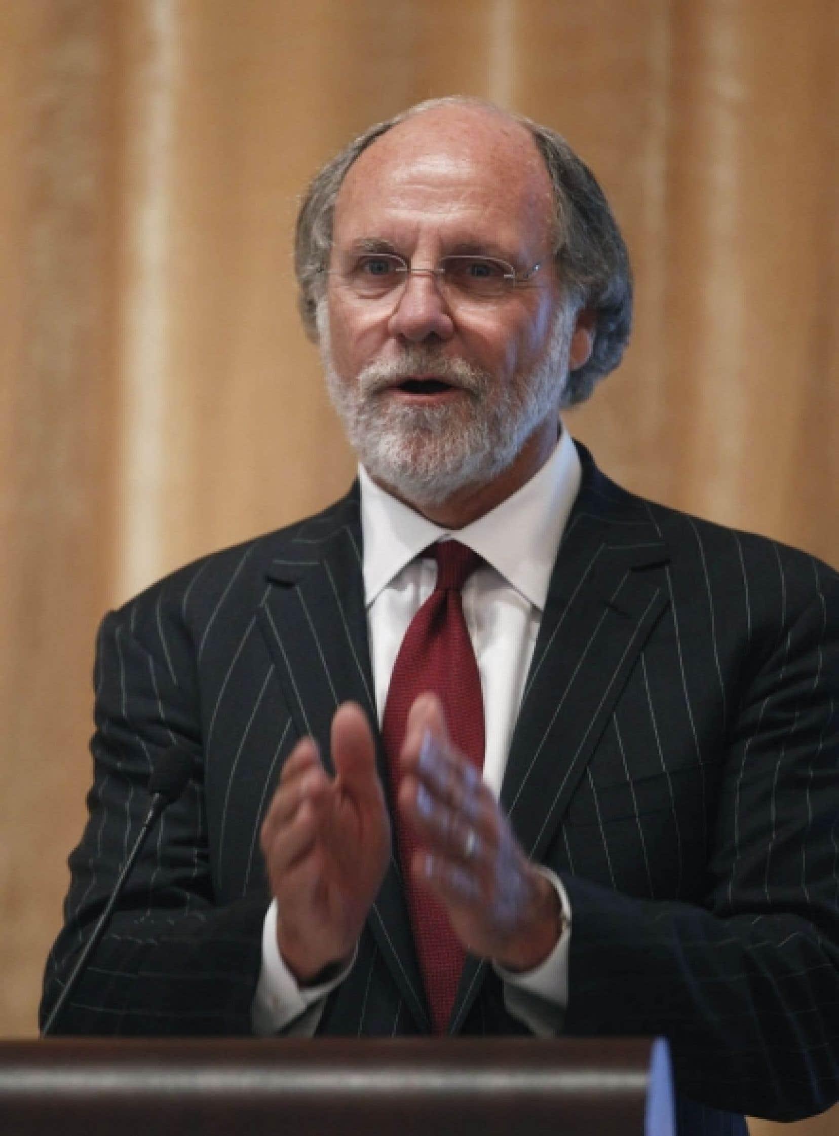 Jon Corzine<br />
