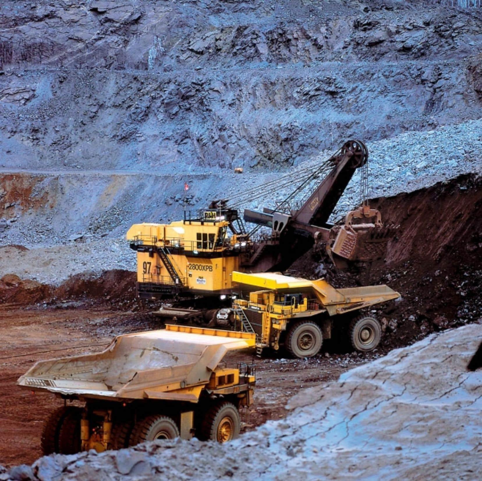 Les investisseurs dans l'exploitation d'une mine seraient-ils satisfaits d'un rendement attendu oscillant entre 20 et 30 %? Sans aucun doute. <br />