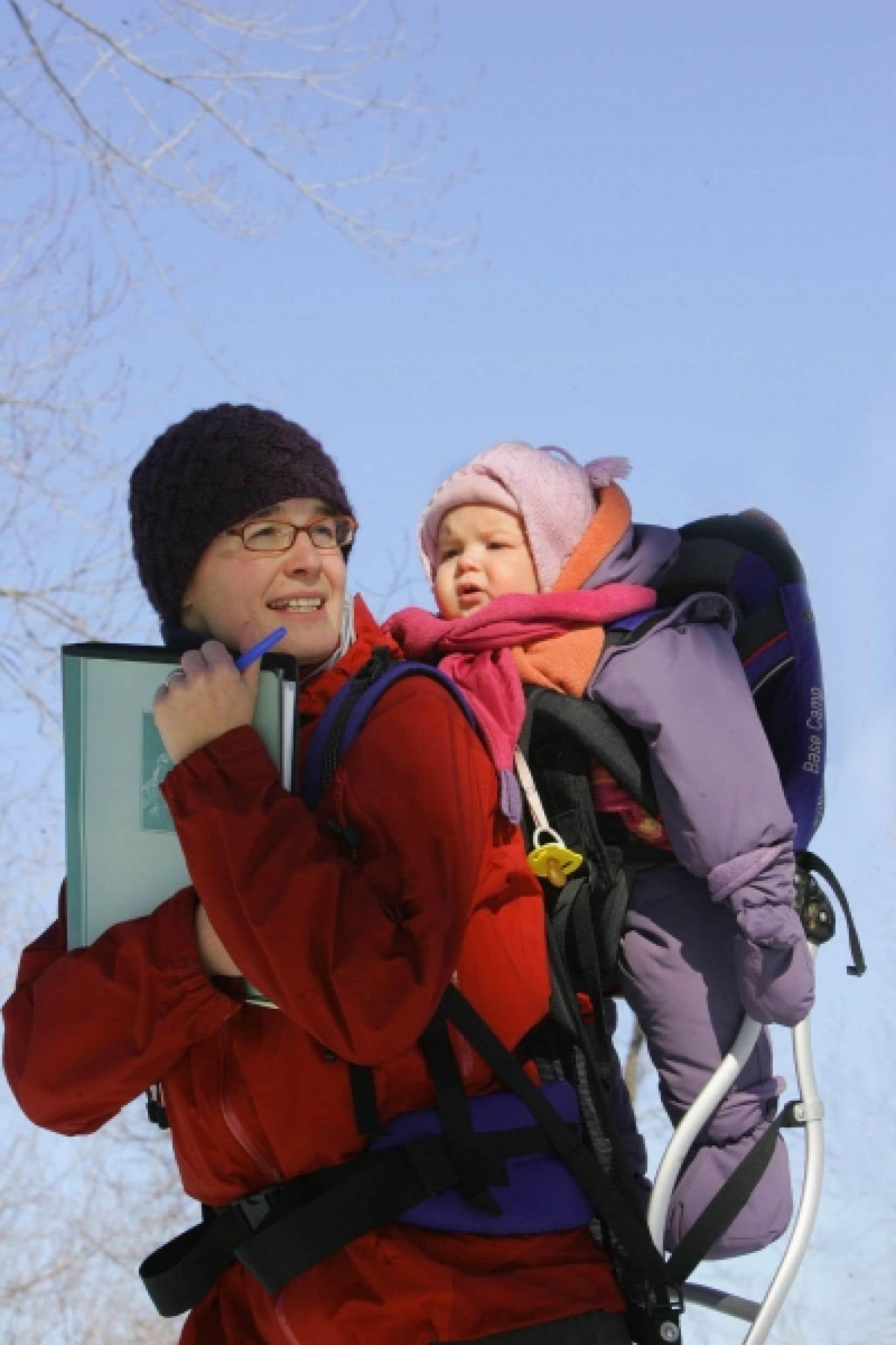La fameuse conciliation travail-famille reposerait essentiellement sur des épaules féminines.<br />