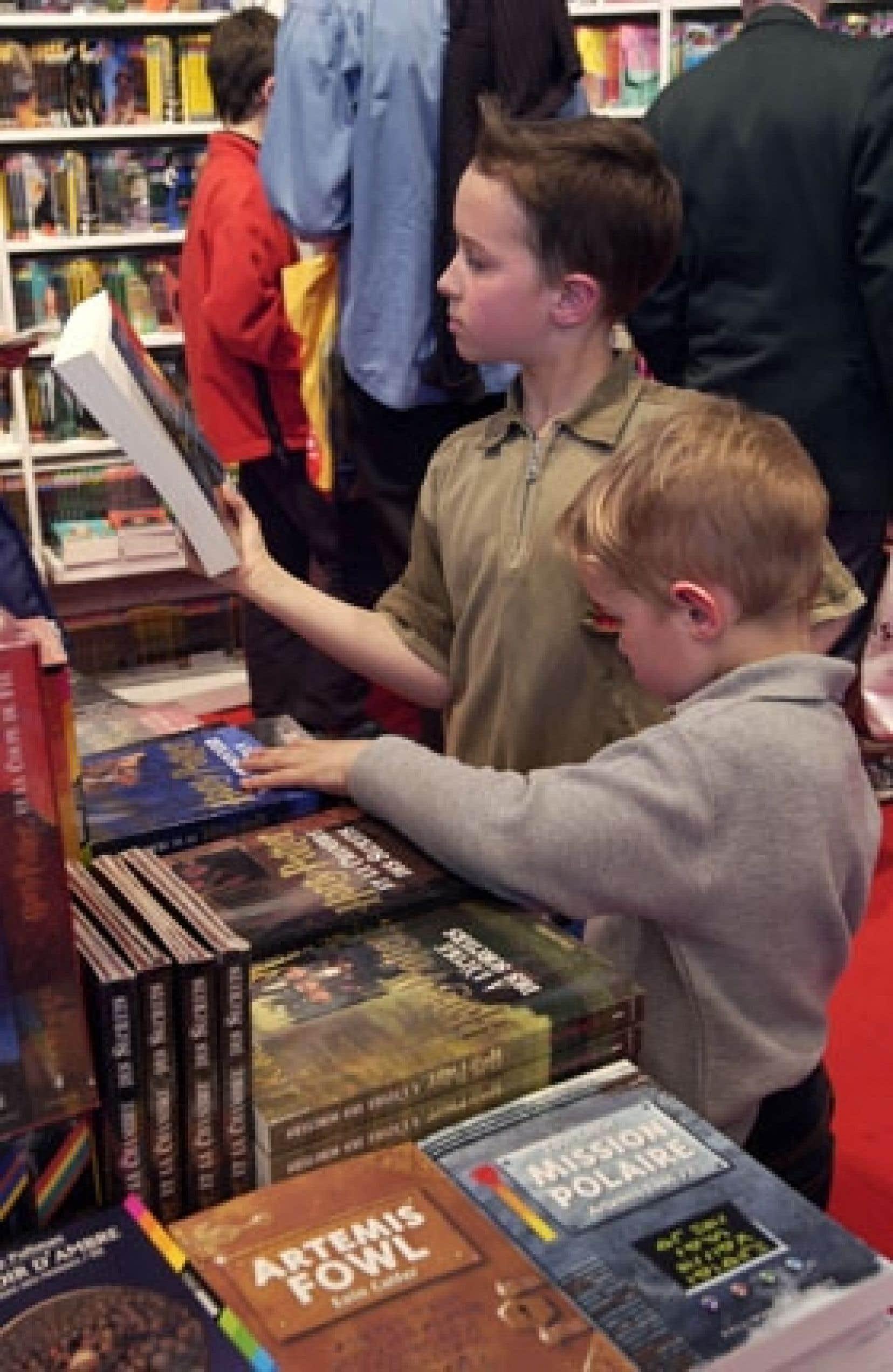 La lecture peut amener les jeunes bien loin du décor familier.