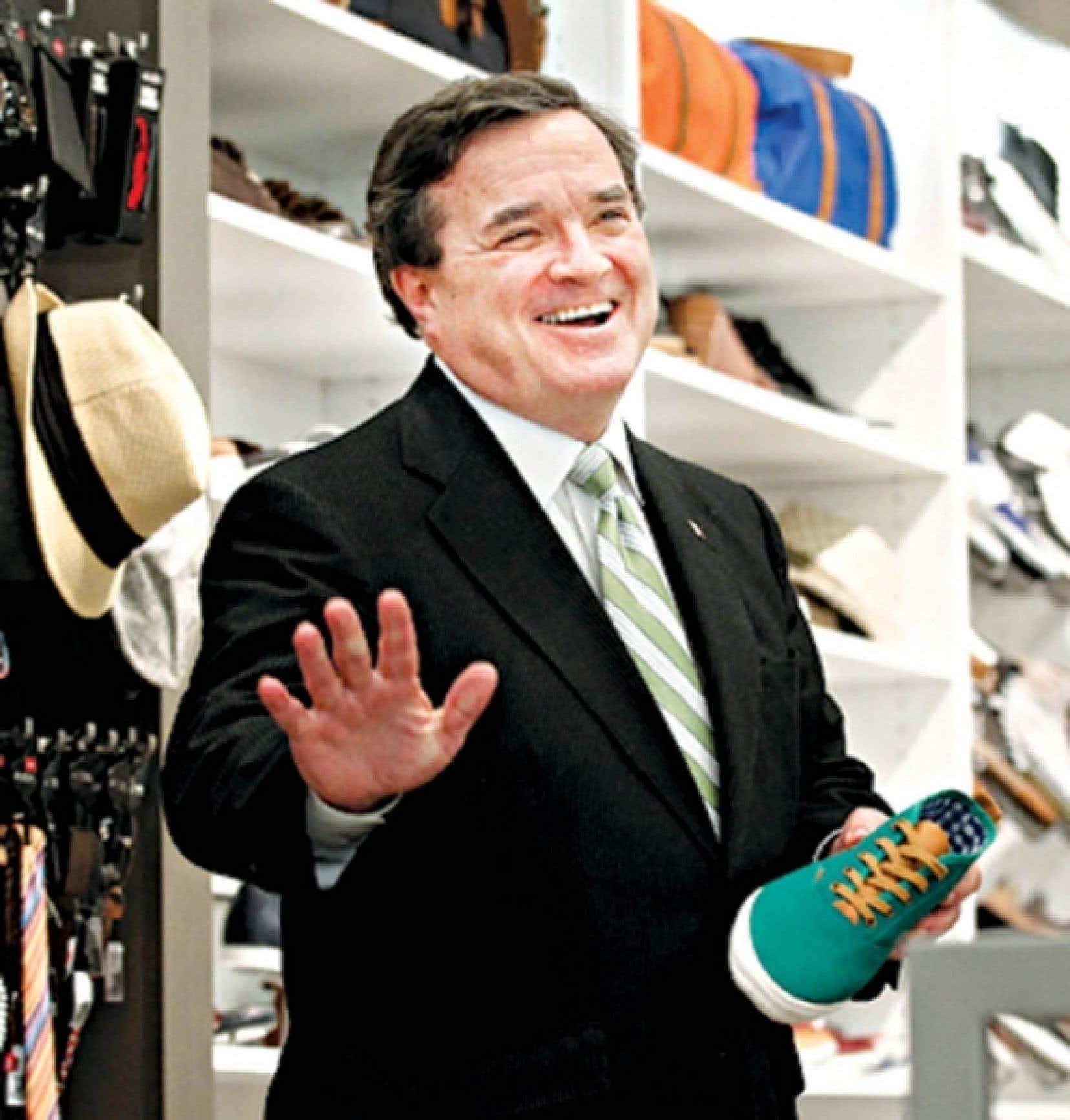 Jim Flaherty<br />
