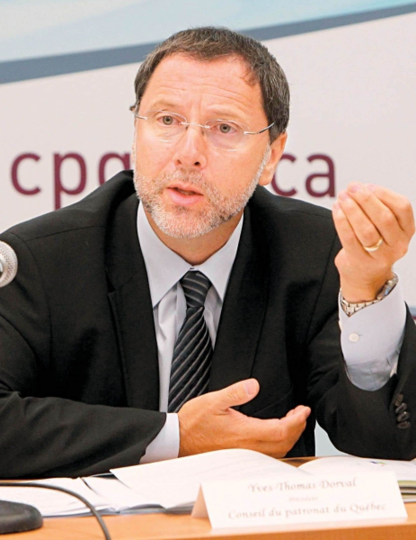 <div> Yves-Thomas Dorval</div>