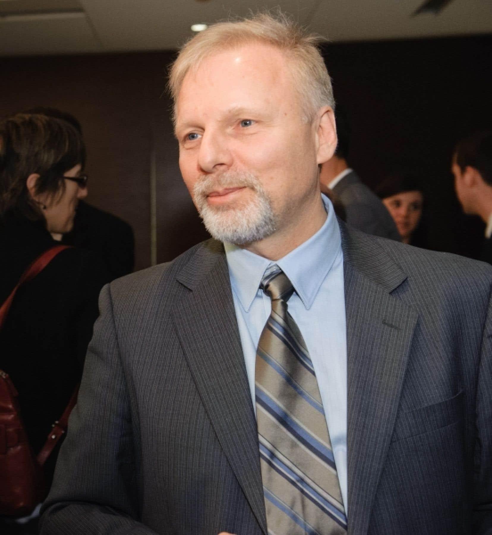 Le journaliste Jean-François Lisée sera candidat du PQ dans Rosemont lors des prochaines élections provinciales.
