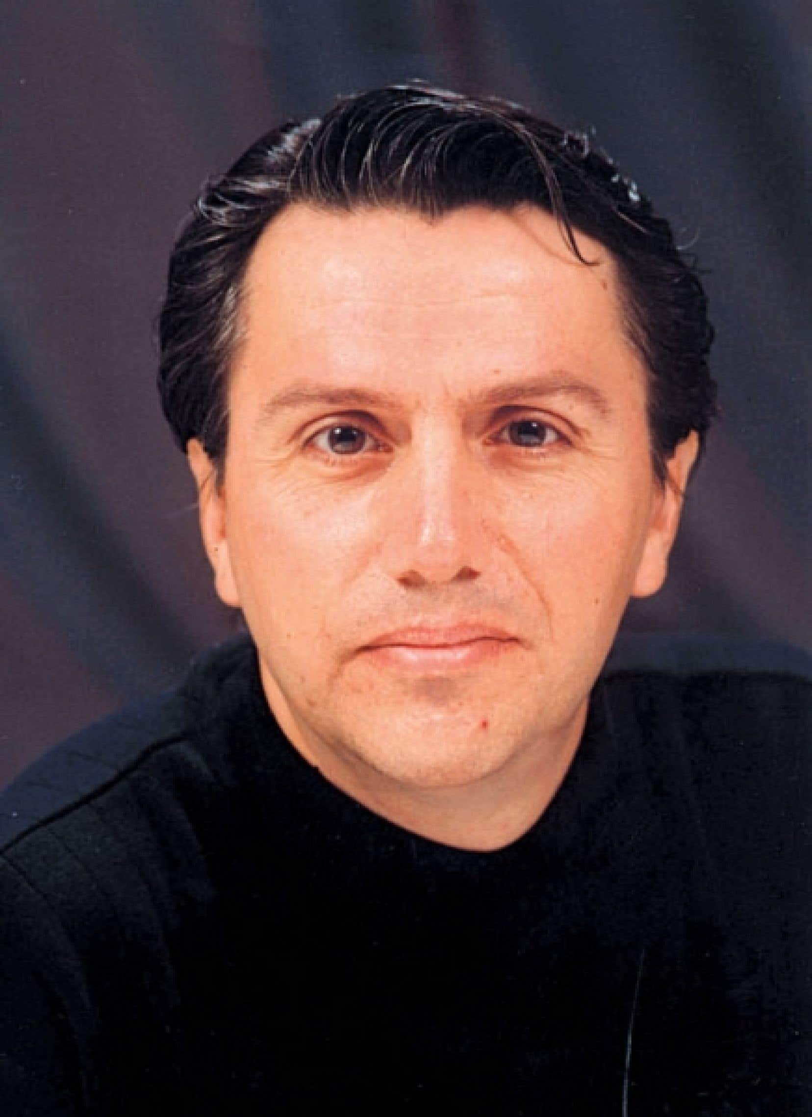 <p> Daniel D. Jacques</p>