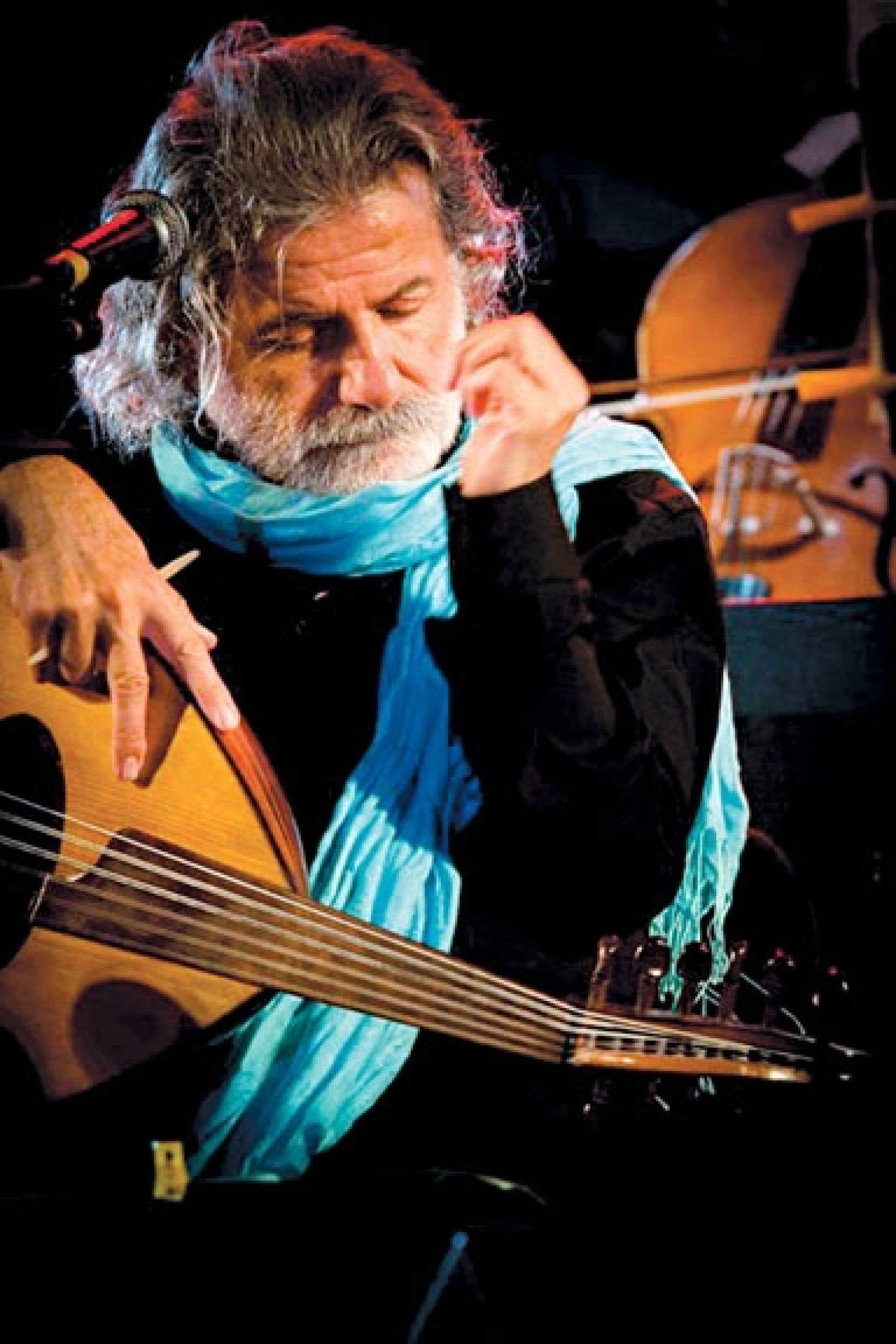 <div> Oudiste, compositeur, interprète et véritable héros national au Liban, Khalifé a créé des hymnes populaires outre-frontières.</div>