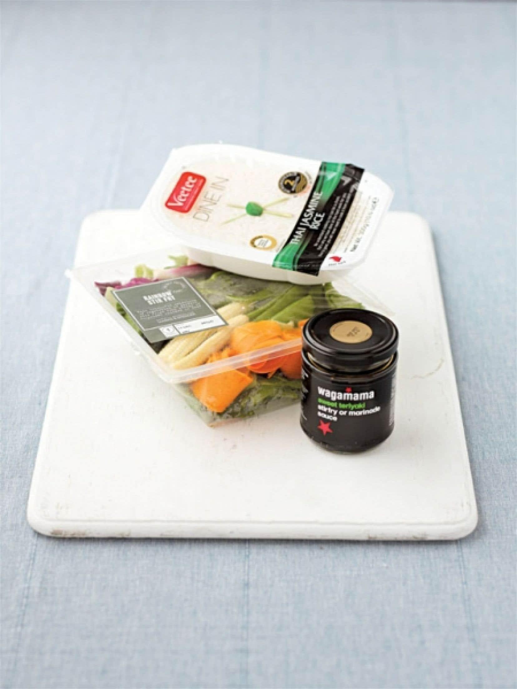 La façon de s'alimenter a énormément changé depuis quelques années, les légumes sont vendus déjà prêts à apprêter pour simplifier la vie des gens.
