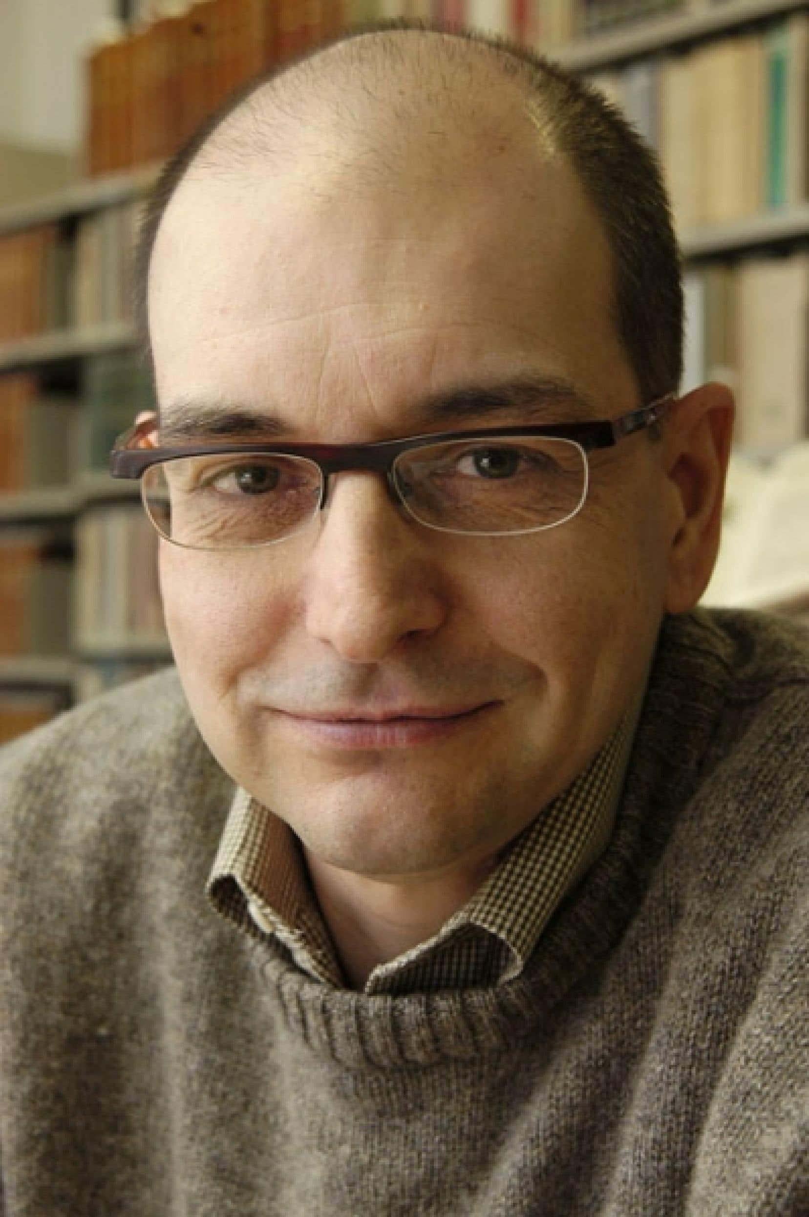 Le directeur scientifique des PUM, Benoît Melançon, est très fier de la nouvelle collection «Profession», qui vulgarise le travail des professeurs d'université en s'adressant à un large public.