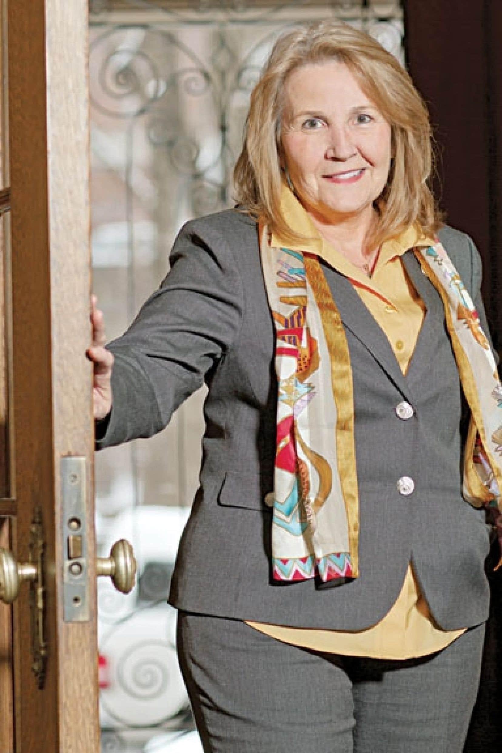 Marie Wilson, commissaire à la Commission Vérité et réconciliation du Canada