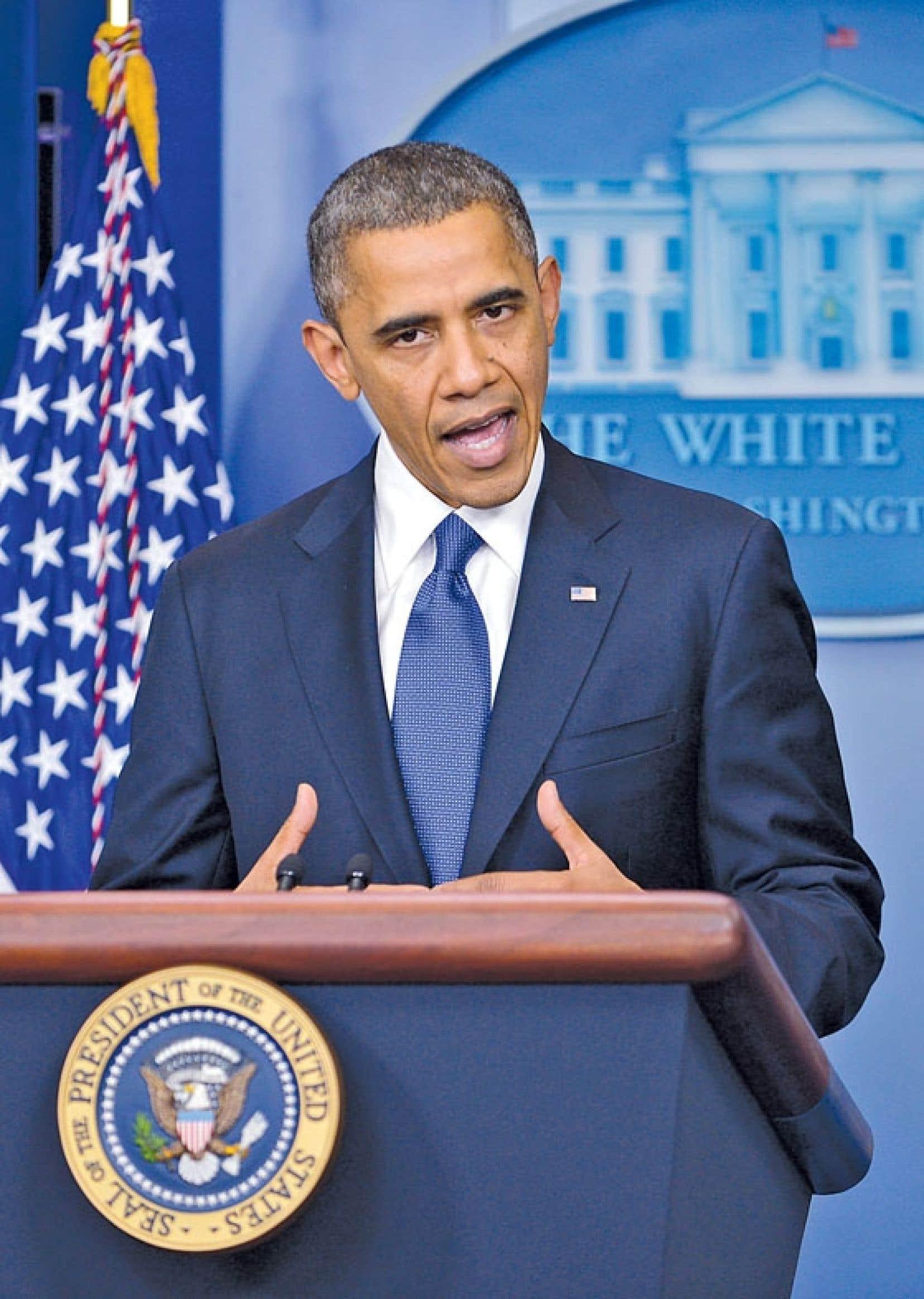 Barack Obama considère qu'il est possible d'arriver à un accord en dix jours si les deux parties se concentrent sur les enjeux centraux.