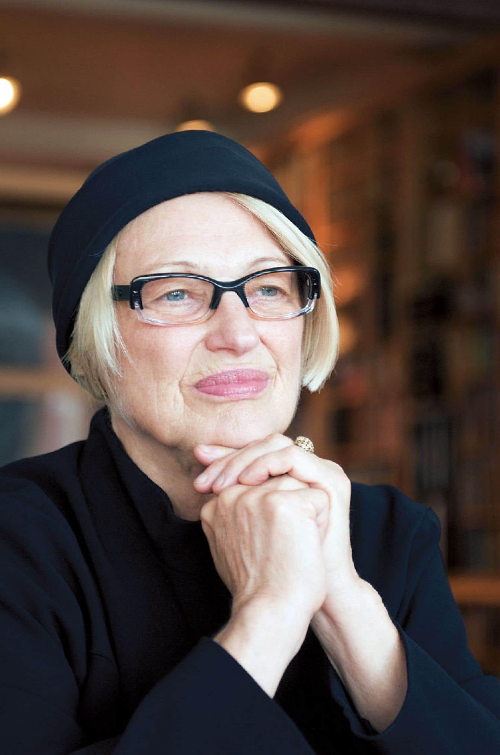 « Pour la première fois, dit-elle, une œuvre me montre une direction. La réapparition de Room 901 s'est faite hors de mon contrôle », affirme Irene F. Whittome.