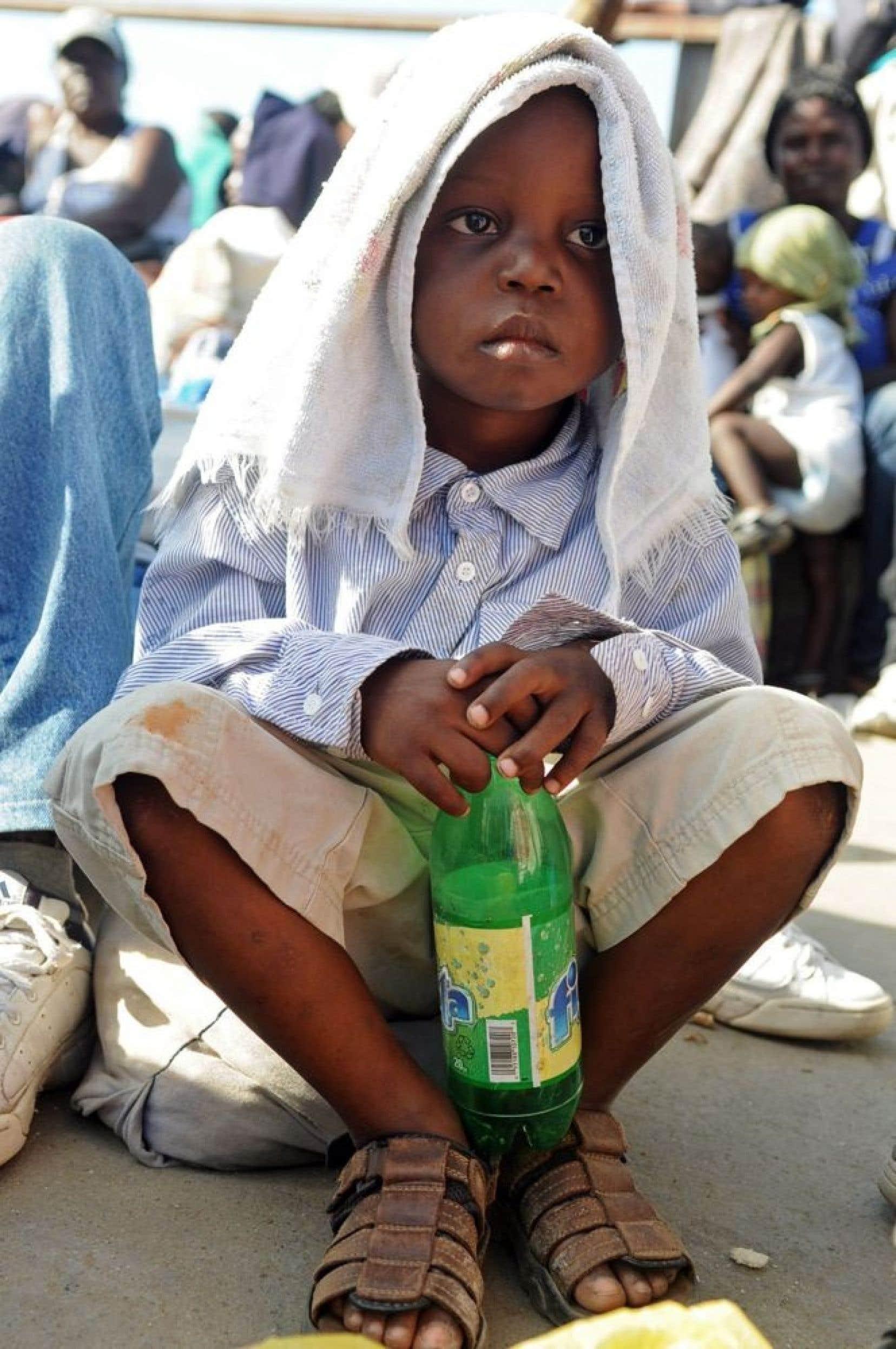Le développement d'Haïti passe par l'éducation de ses jeunes.