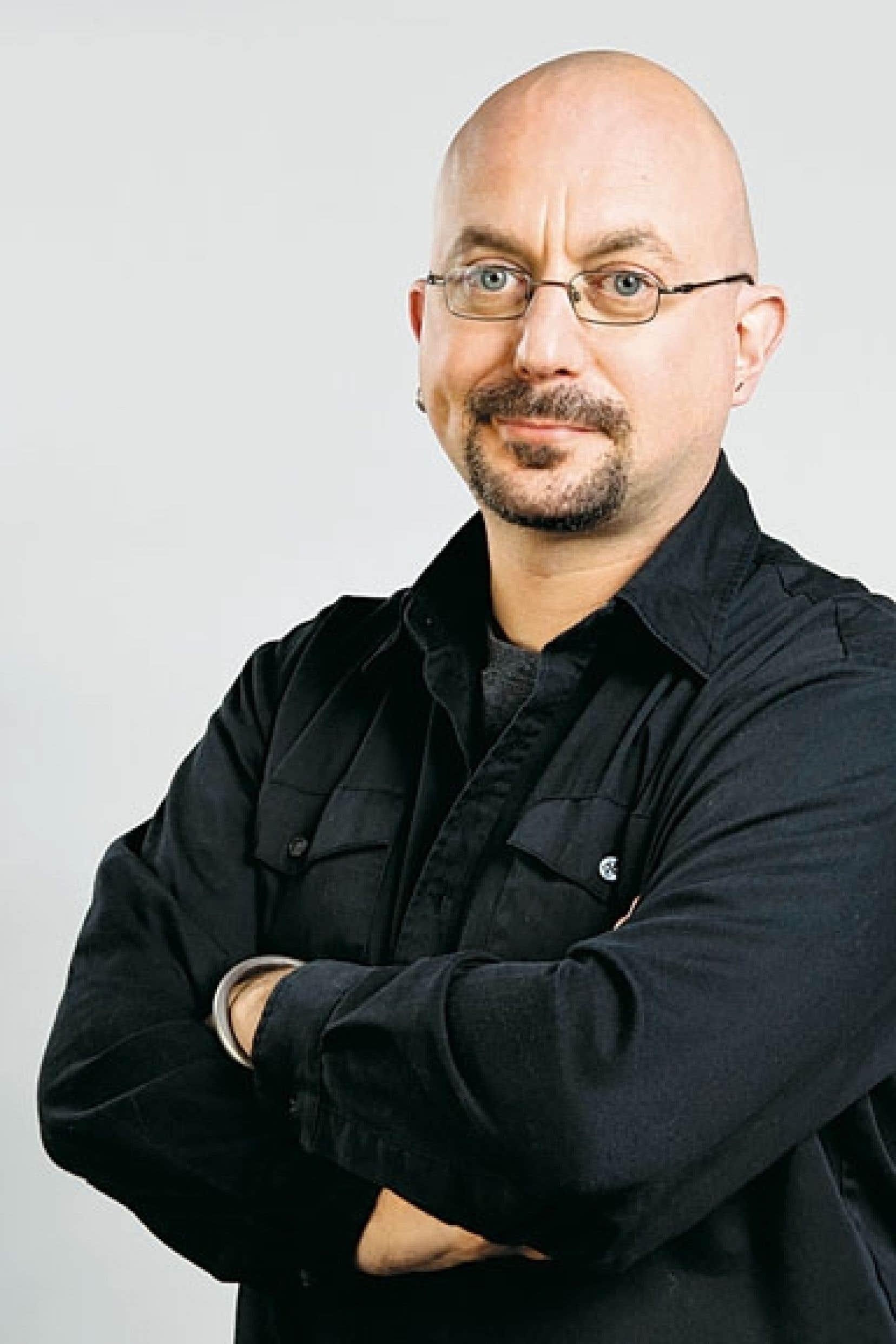 Le politologue Francis Dupuis-Déri