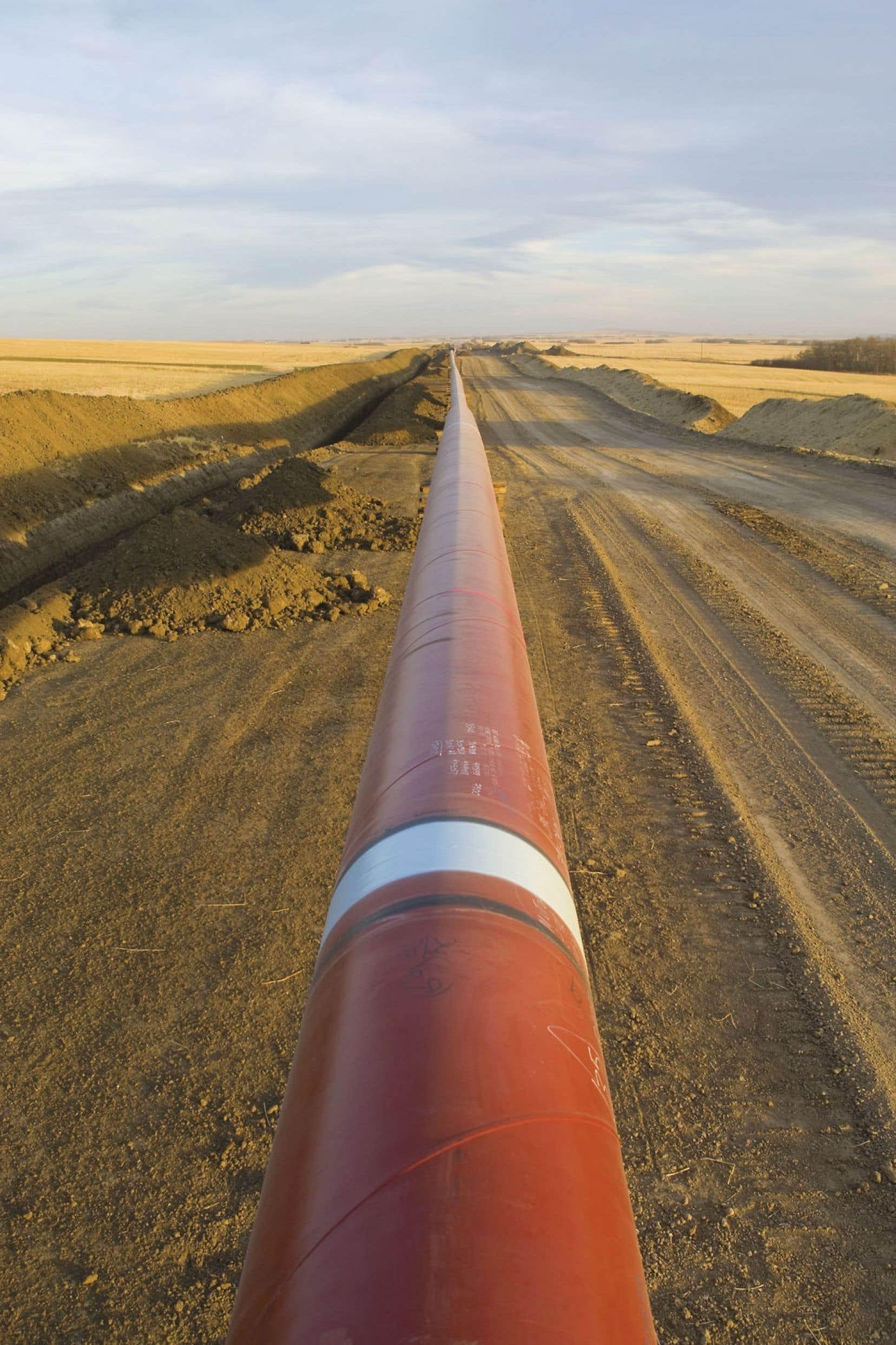 Le Québec a des projets dans le secteur pétrolier.